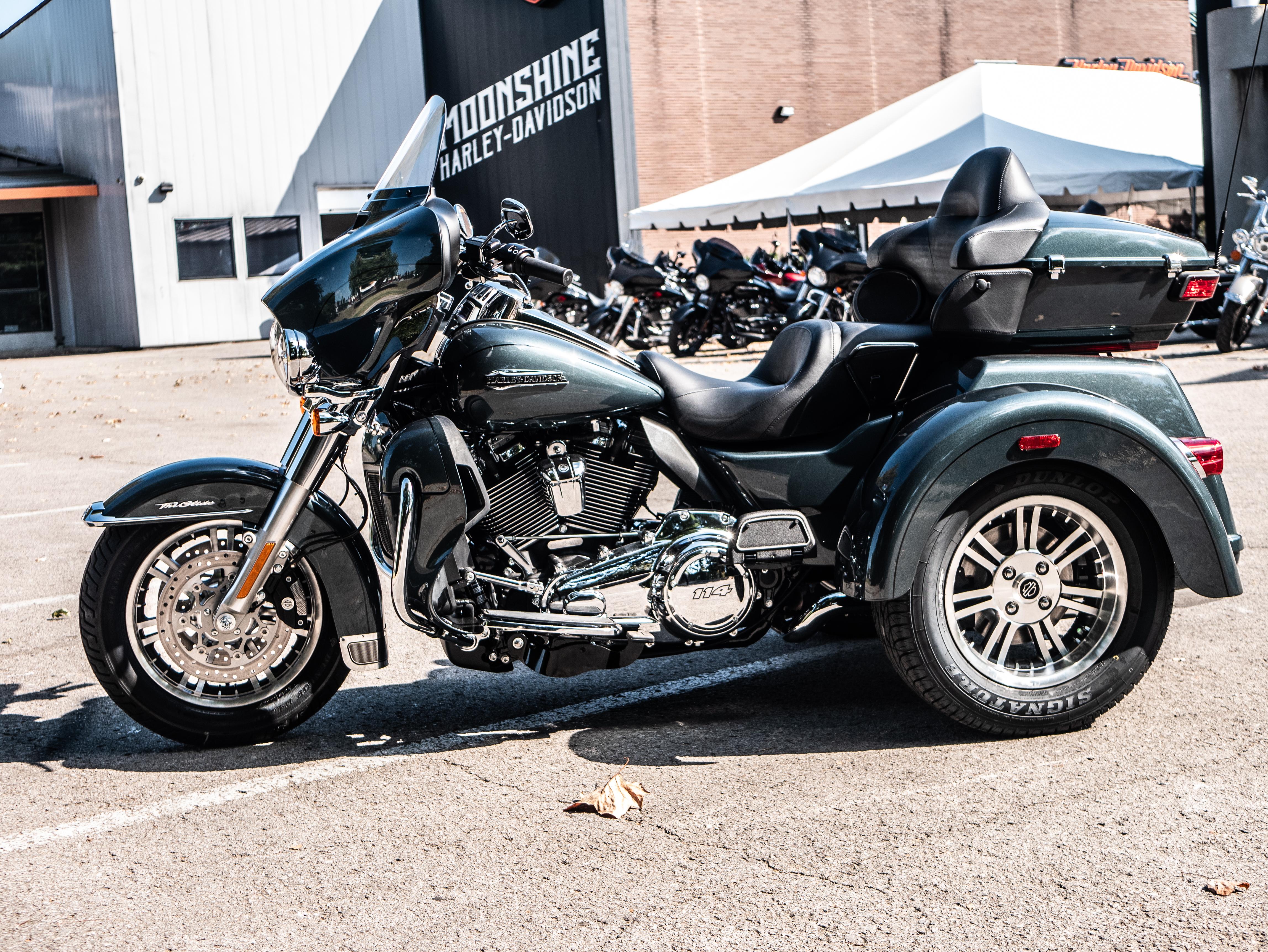 New 2020 Harley-Davidson FLHTCUTG