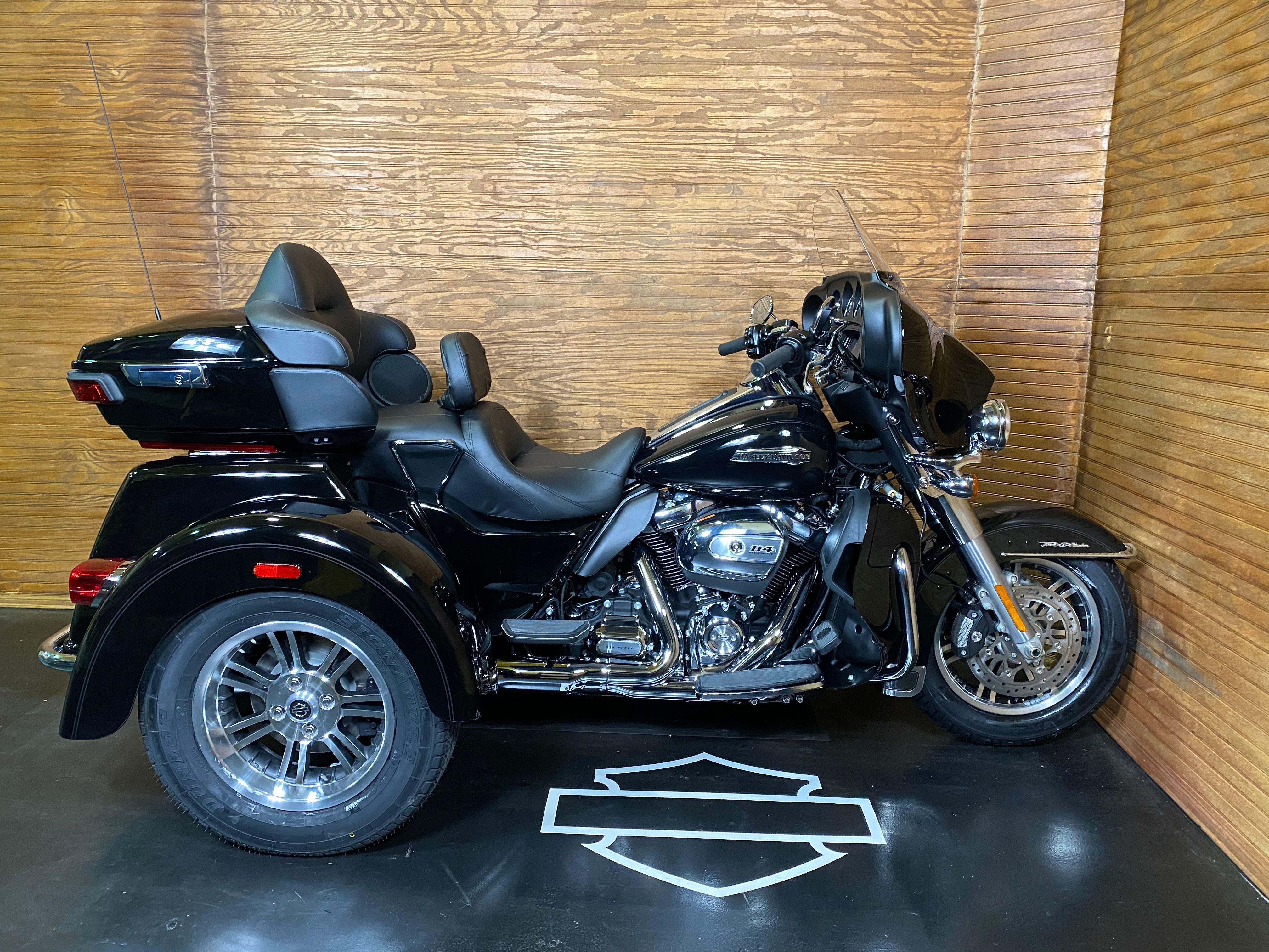 New 2020 Harley-Davidson Tri Glide Ultra