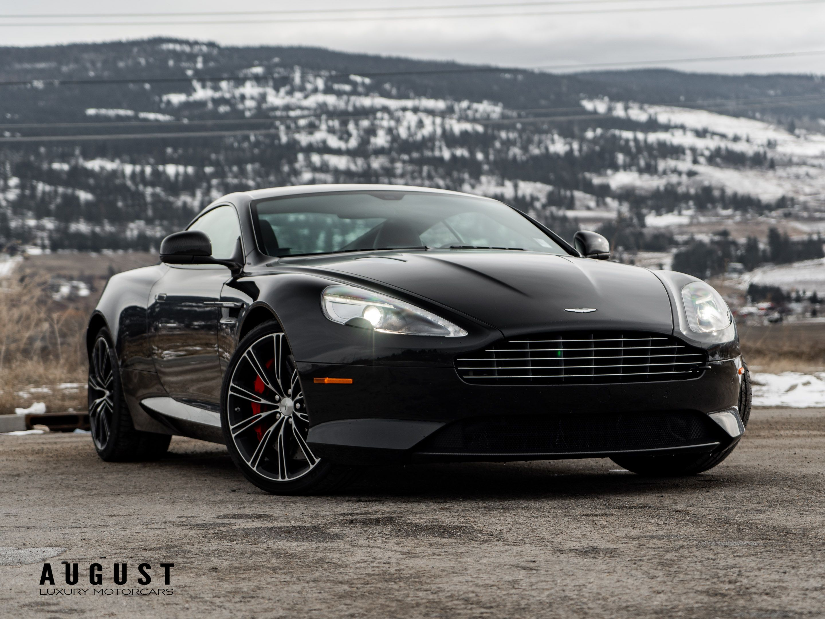Pre-Owned 2015 Aston Martin DB9 Carbon Edition