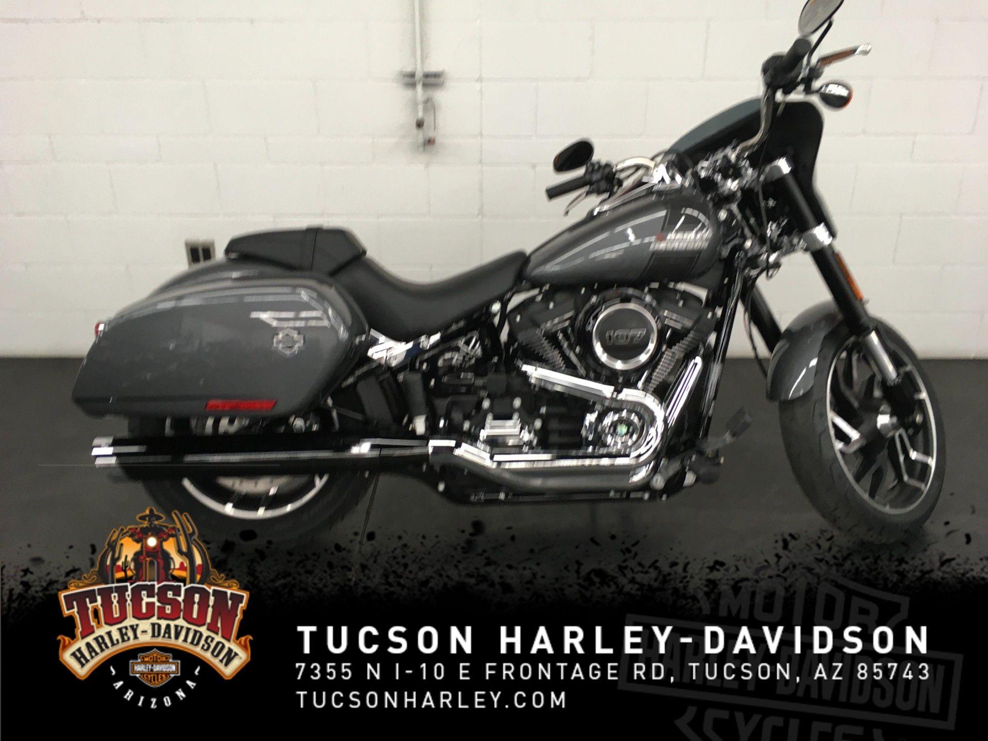 New 2021 Harley-Davidson Softail FLSB FLSB