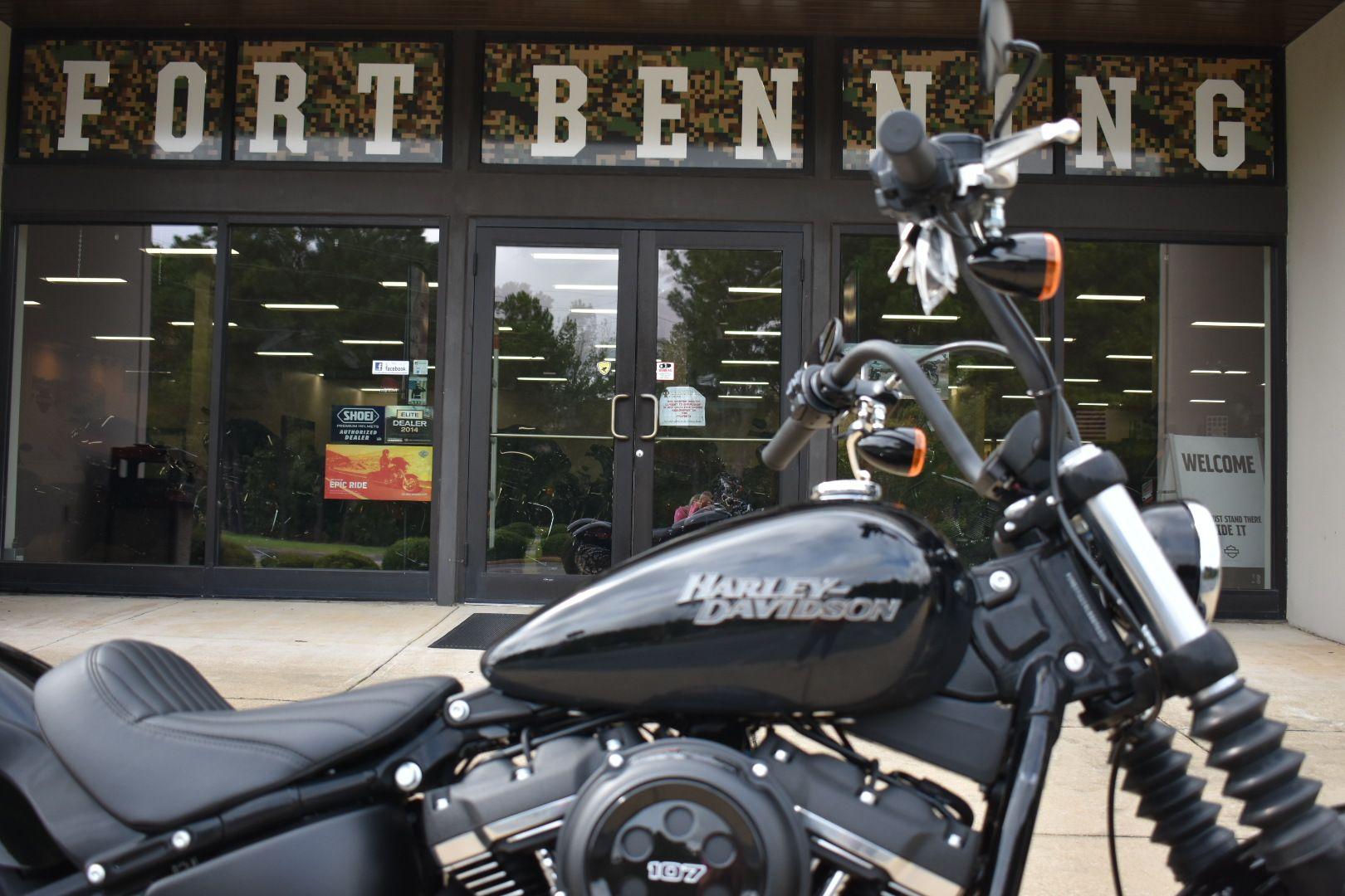 New 2020 Harley-Davidson Street Bob FXBB