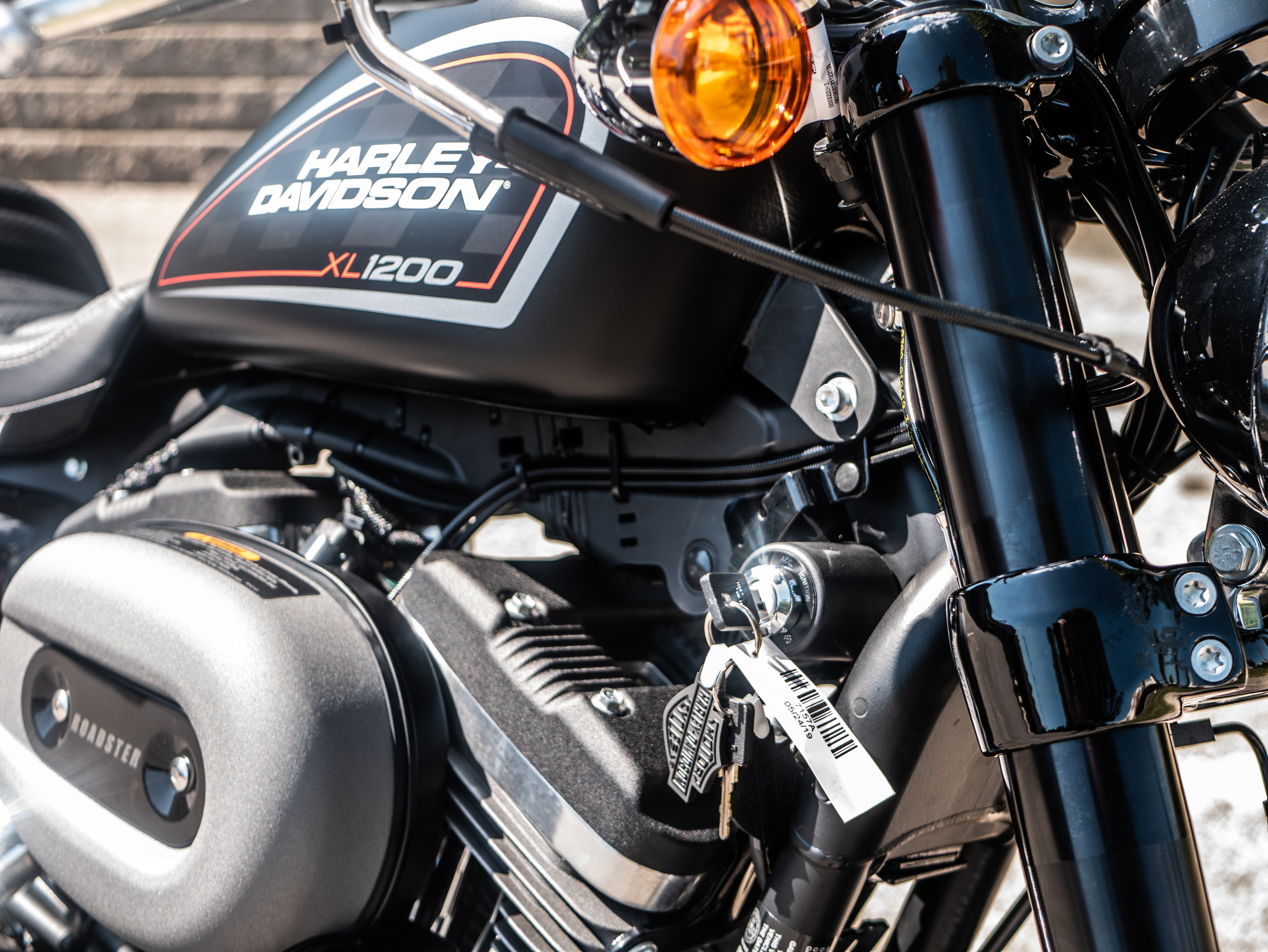 New 2020 Harley-Davidson Roadster