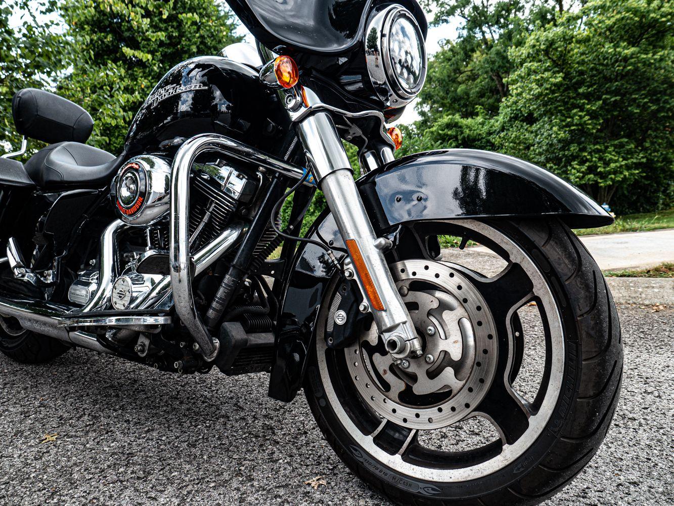 Pre-Owned 2012 Harley-Davidson Street Glide