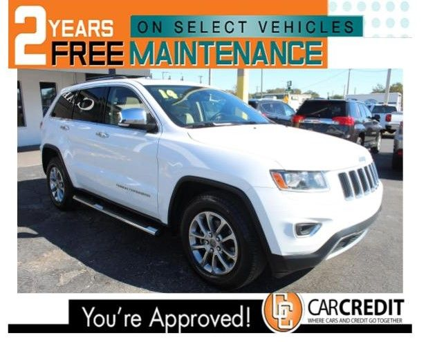 Pre-Owned 2014 JEEP Grand Cherokee Limited 5.7 Hemi