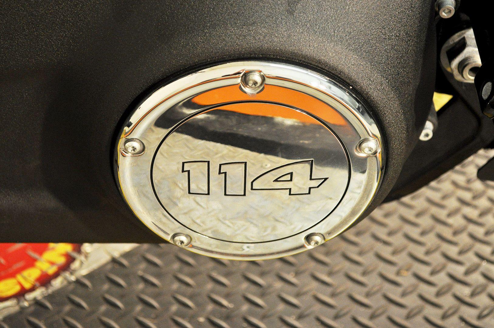 Pre-Owned 2020 Harley-Davidson Fat Bob 114