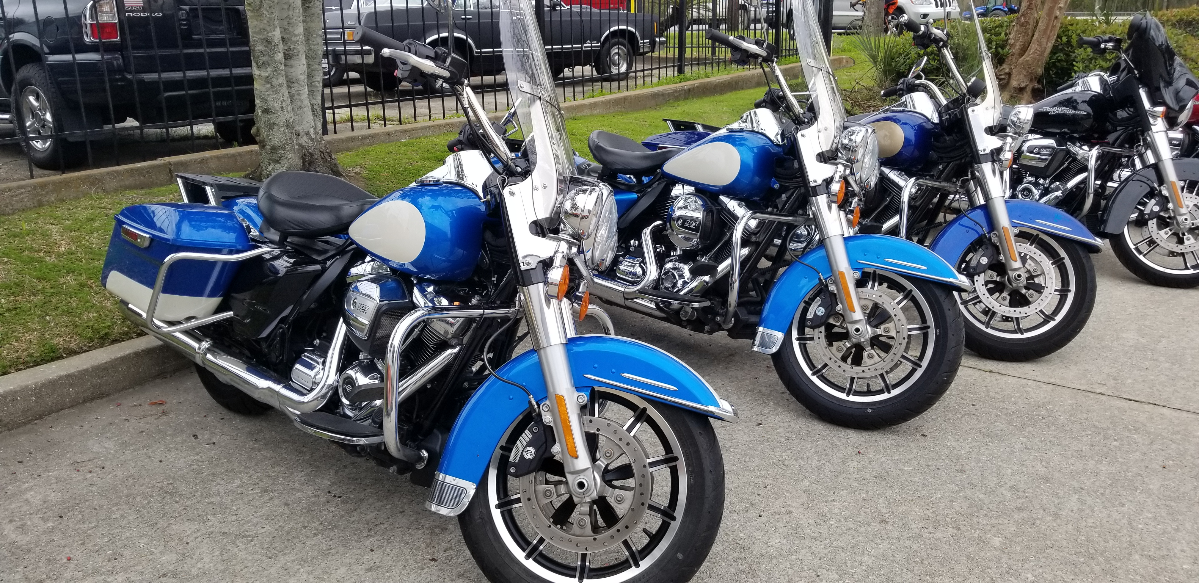 Pre-Owned 2018 Harley-Davidson Road King Police