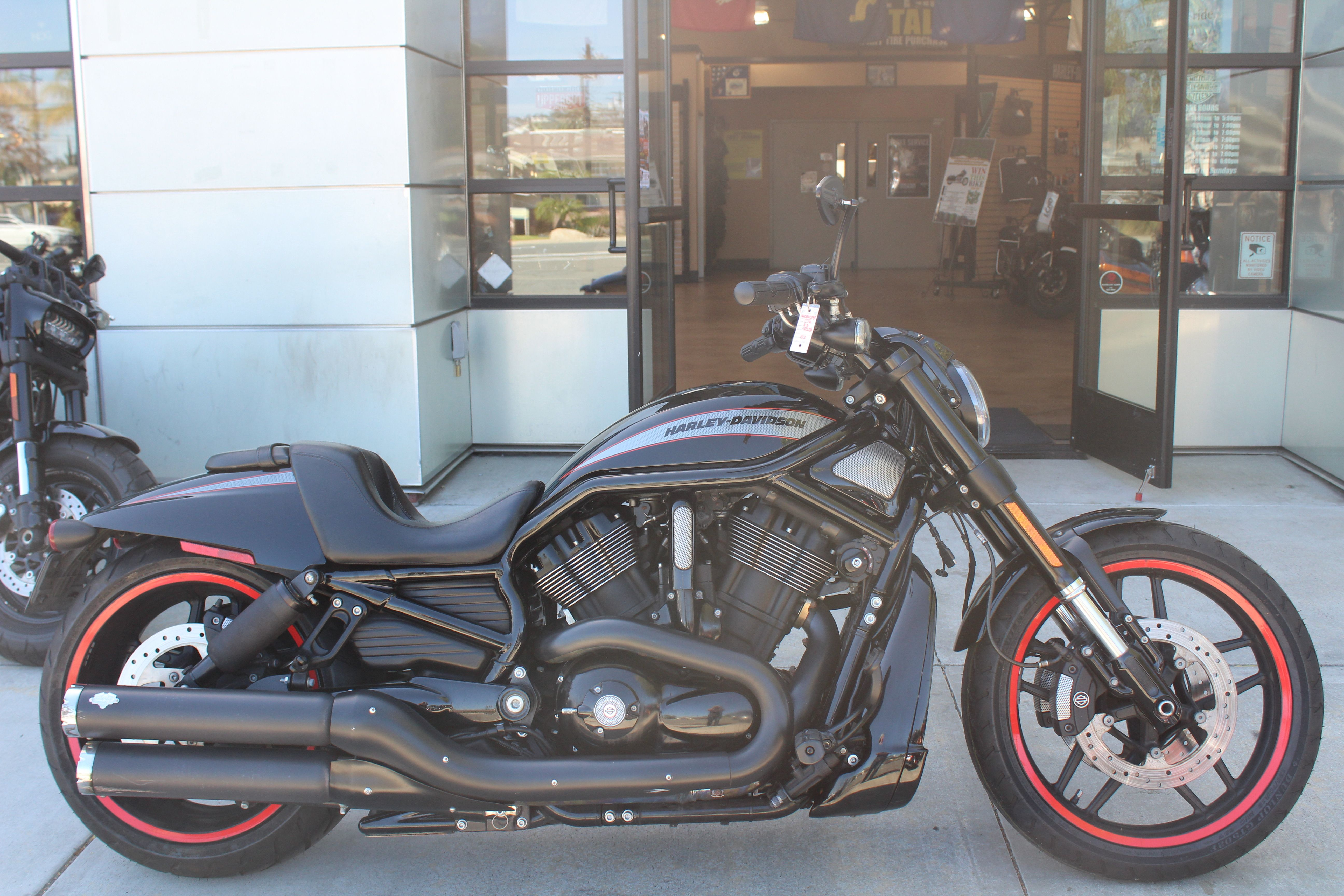 Pre-Owned 2016 Harley-Davidson Night Rod Special