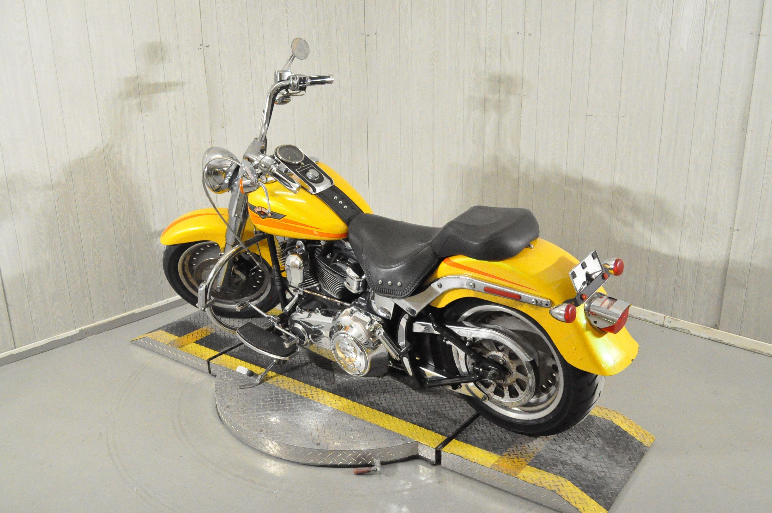 Pre-Owned 2007 Harley-Davidson Fat Boy FLSTF