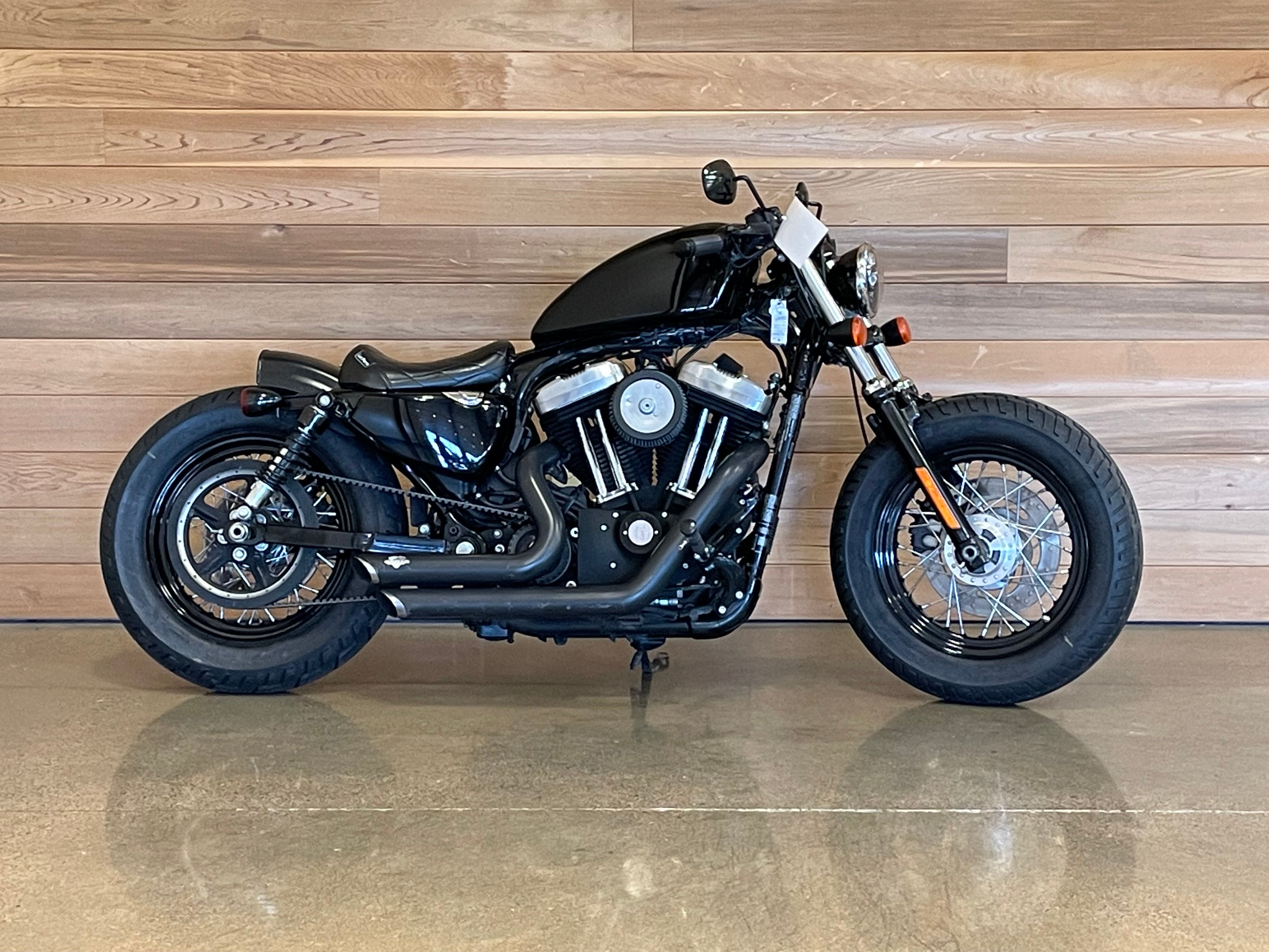 2011 Harley-Davidson Forty-Eight