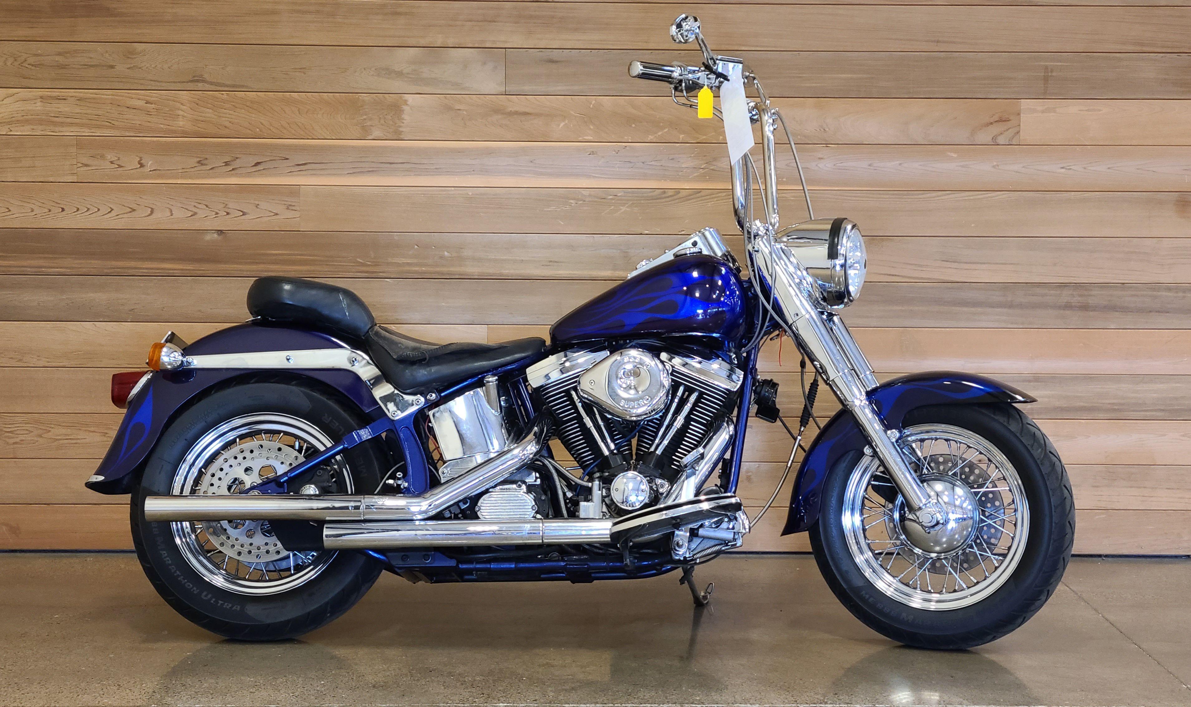 Pre-Owned 1997 Harley-Davidson Custom