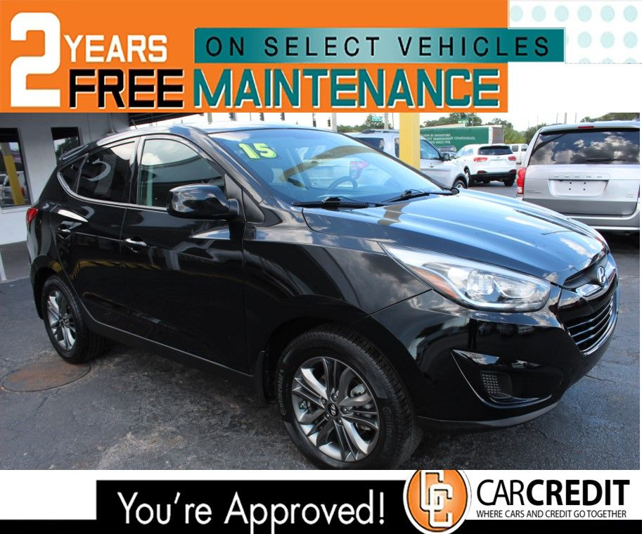 Pre-Owned 2015 Hyundai Tucson GLS