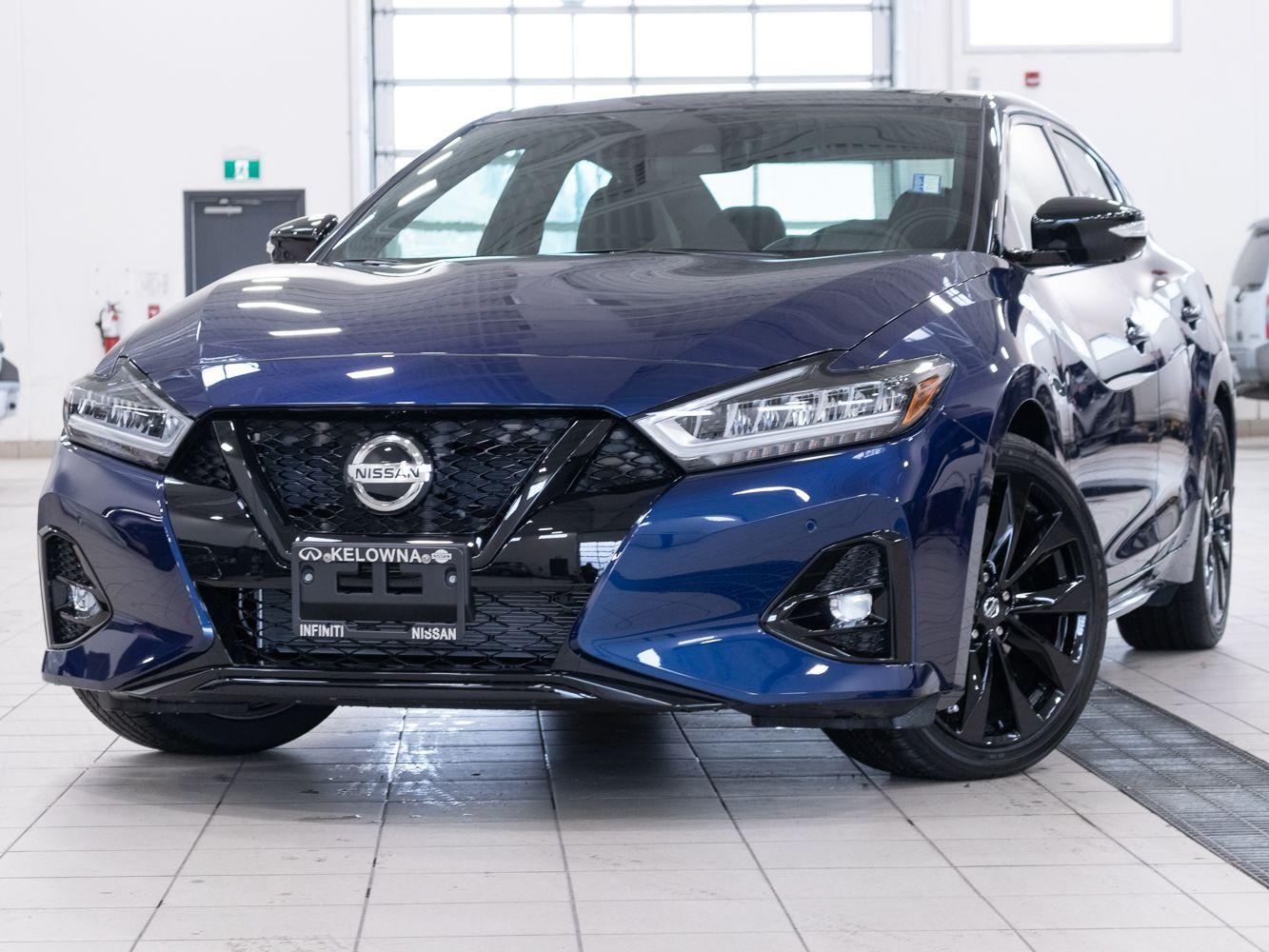 2021 Nissan Maxima SR CVT