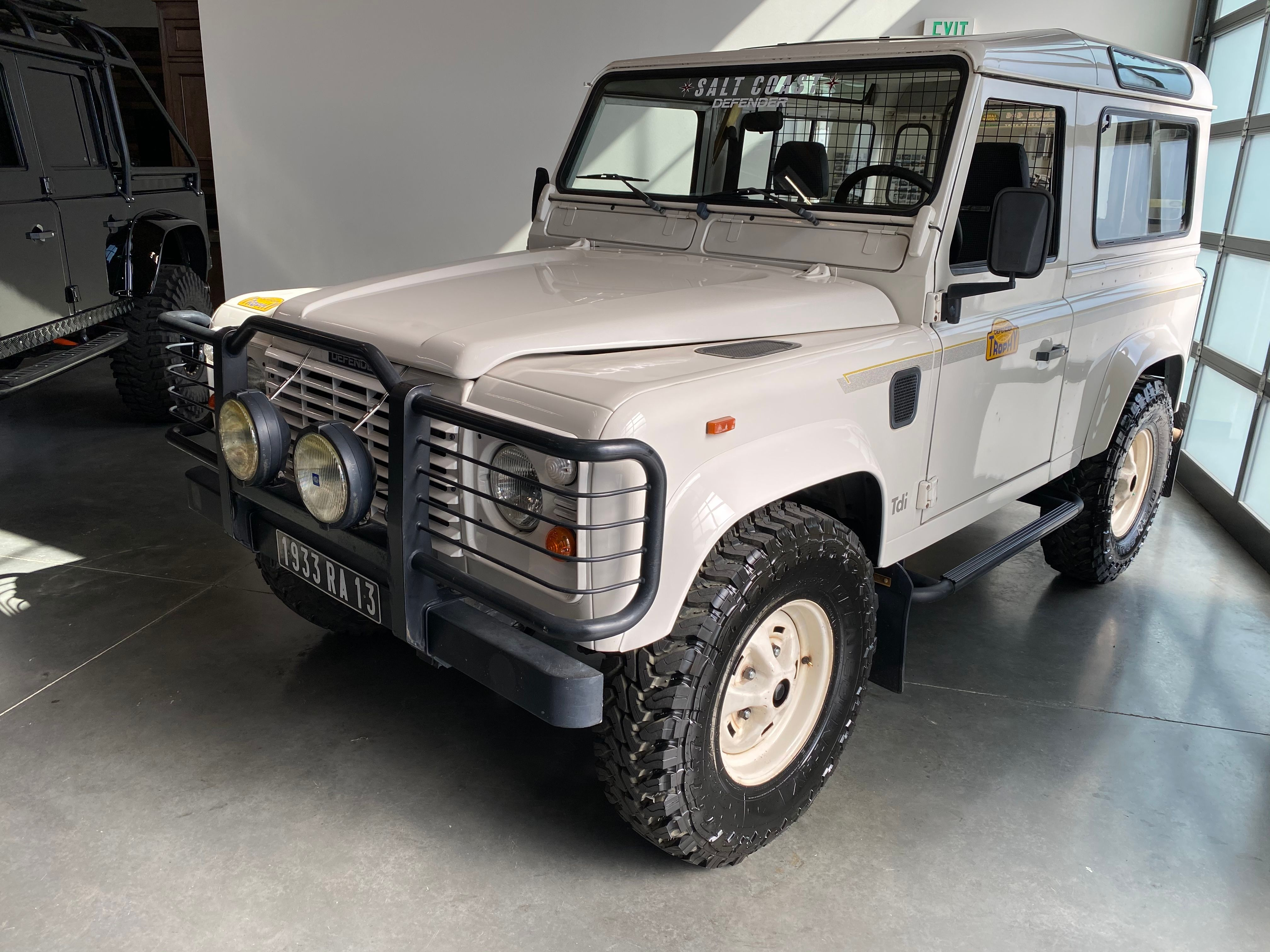 Pre-Owned 1992 Land Rover Defender 90 Trophy Edition