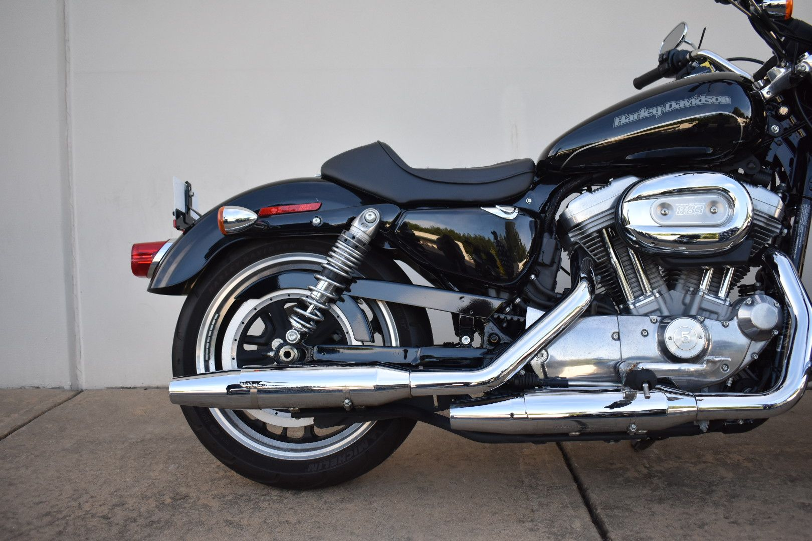 Pre-Owned 2017 Harley-Davidson SuperLow XL883L