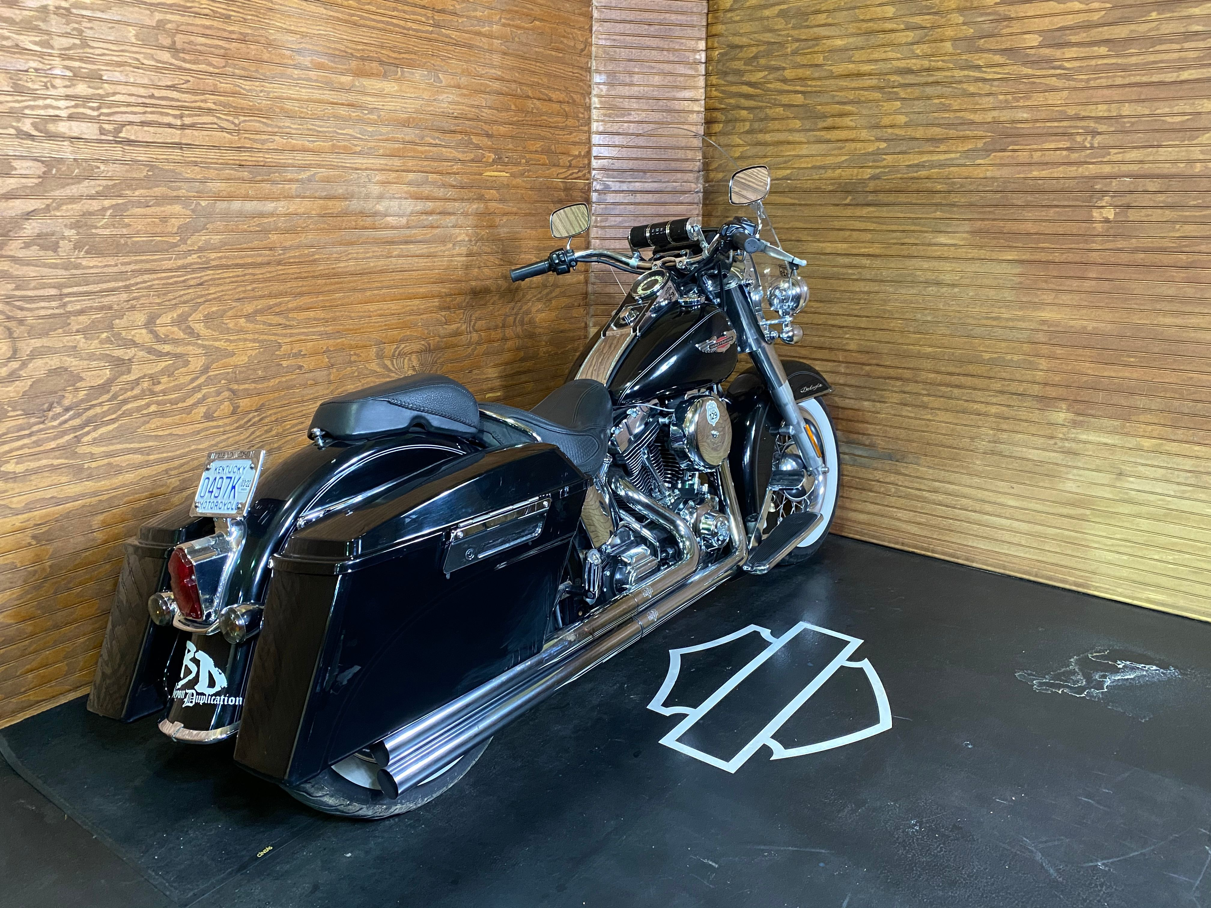 Pre-Owned 2005 Harley-Davidson Deluxe