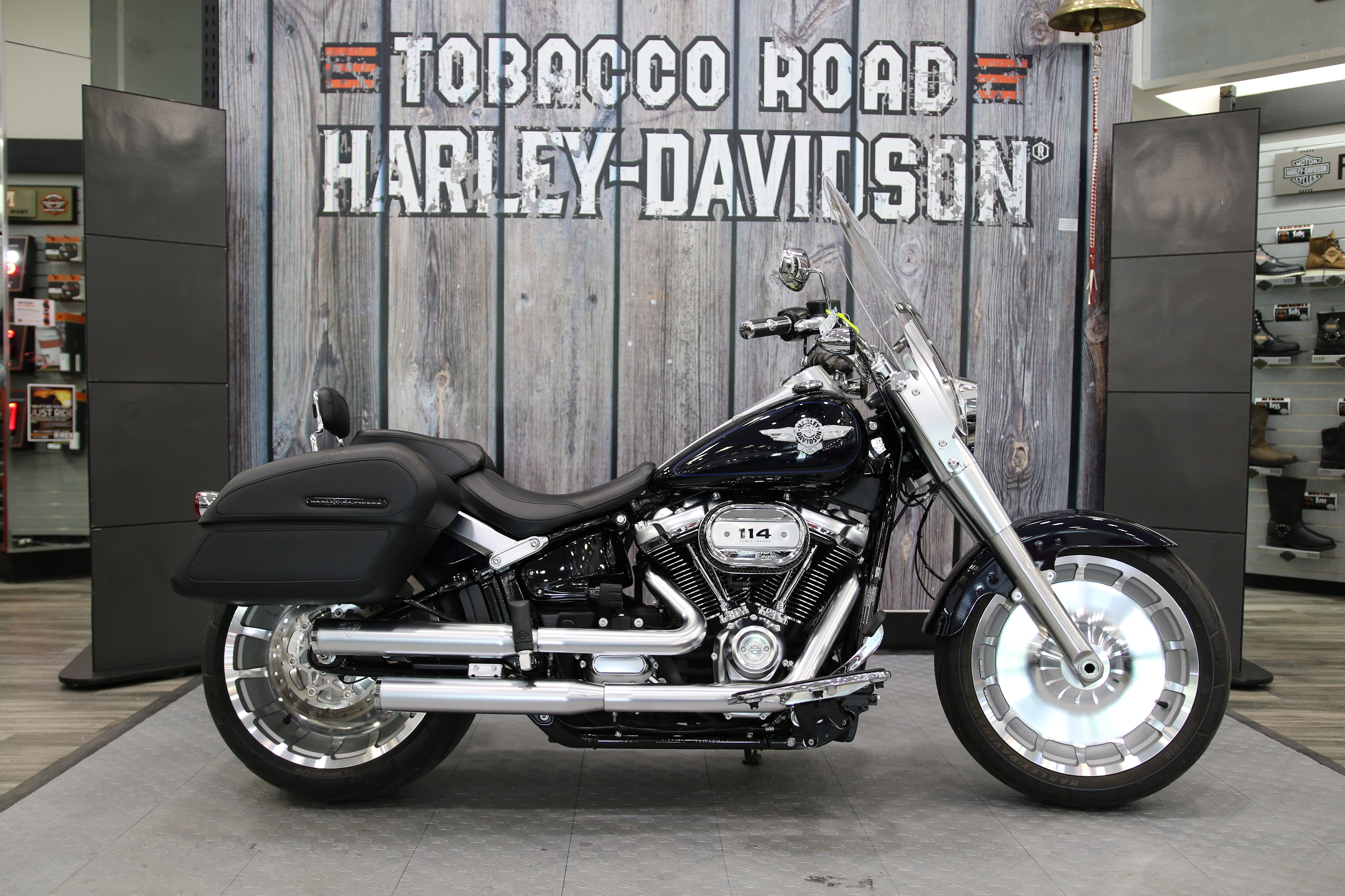 2020 Harley-Davidson Fat Boy 114
