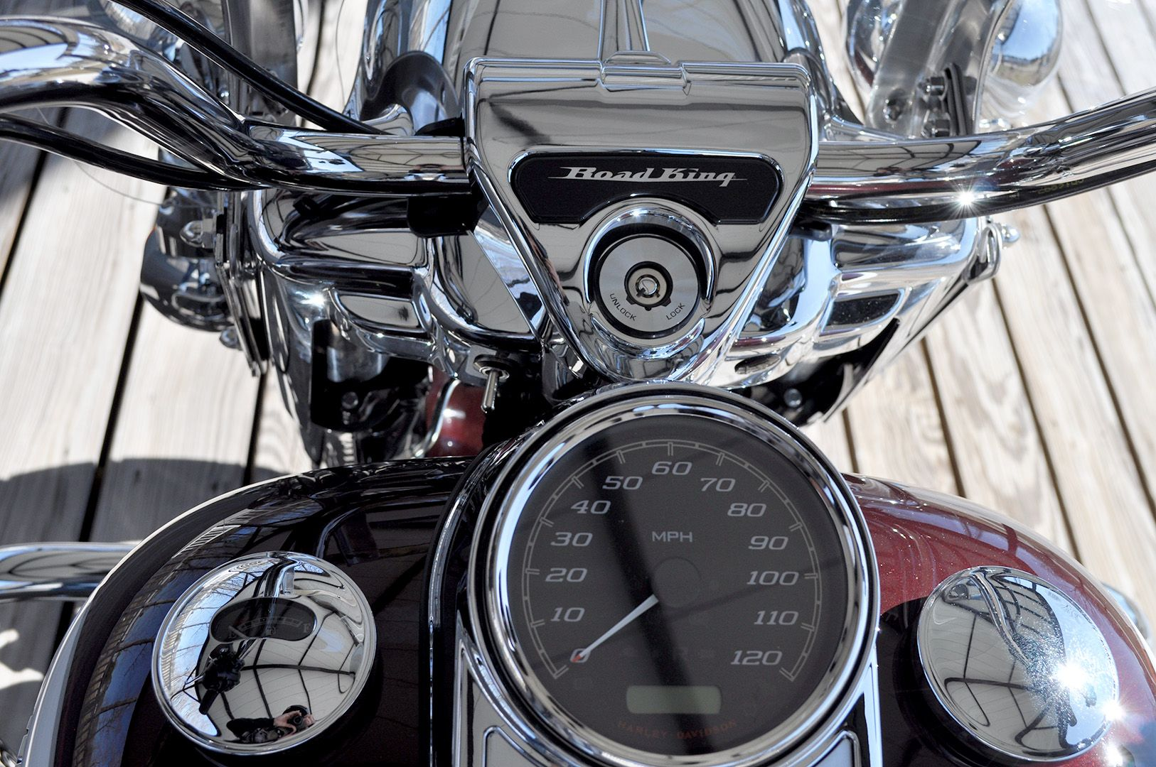 New 2021 Harley-Davidson Road King