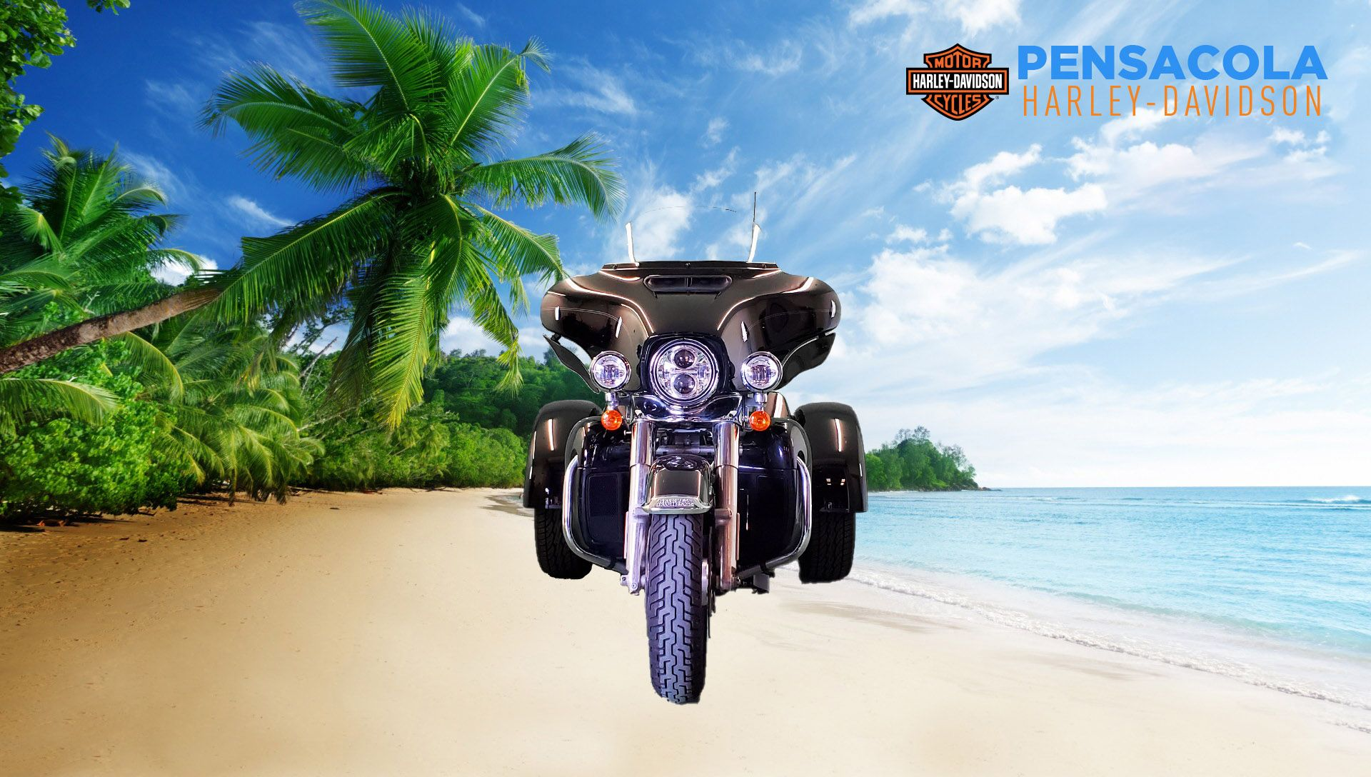 Pre-Owned 2021 Harley-Davidson Tri Glide Ultra FLHTCUTG