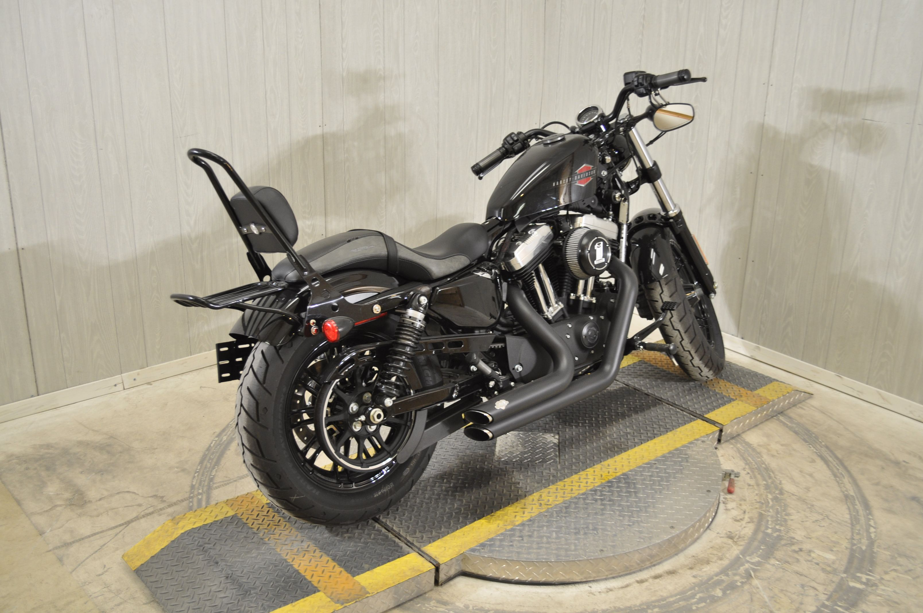 Pre-Owned 2019 Harley-Davidson Forty-Eight XL1200X