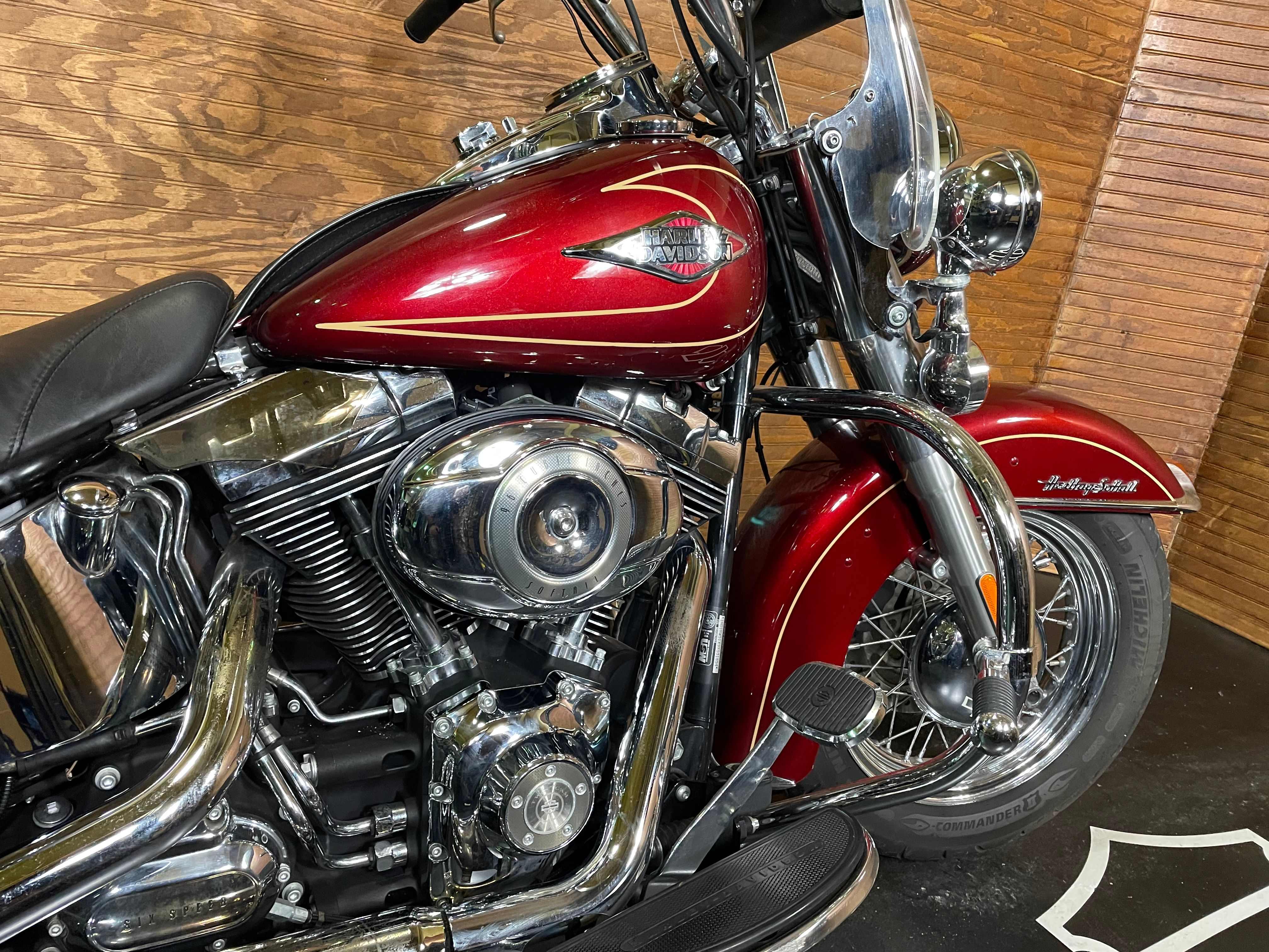 Pre-Owned 2009 Harley-Davidson Heritage Softail Classic