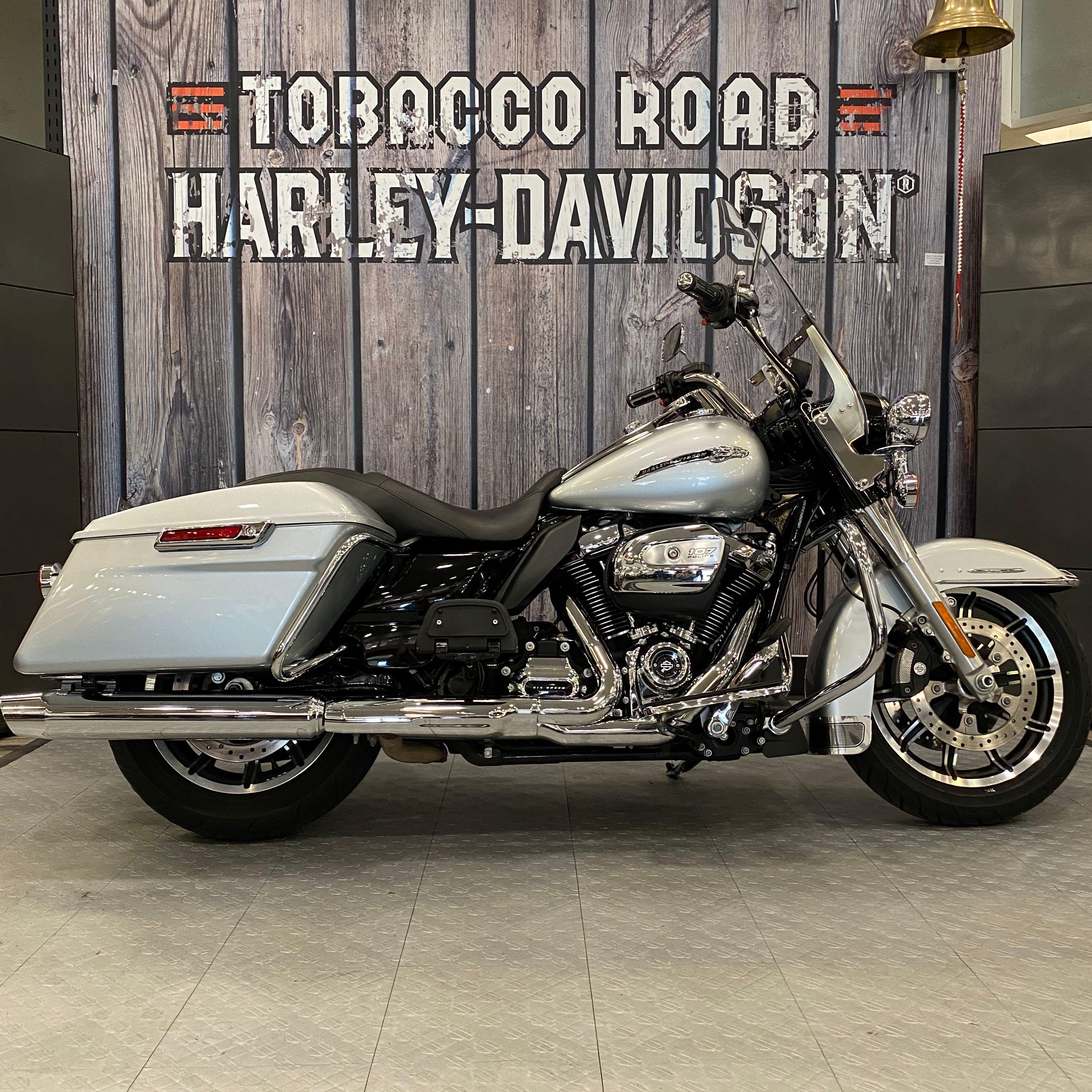 2018 Harley-Davidson Road King Police