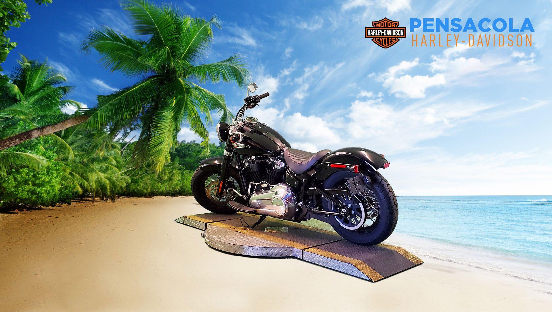 Pre-Owned 2020 Harley-Davidson Softail Slim FLSL