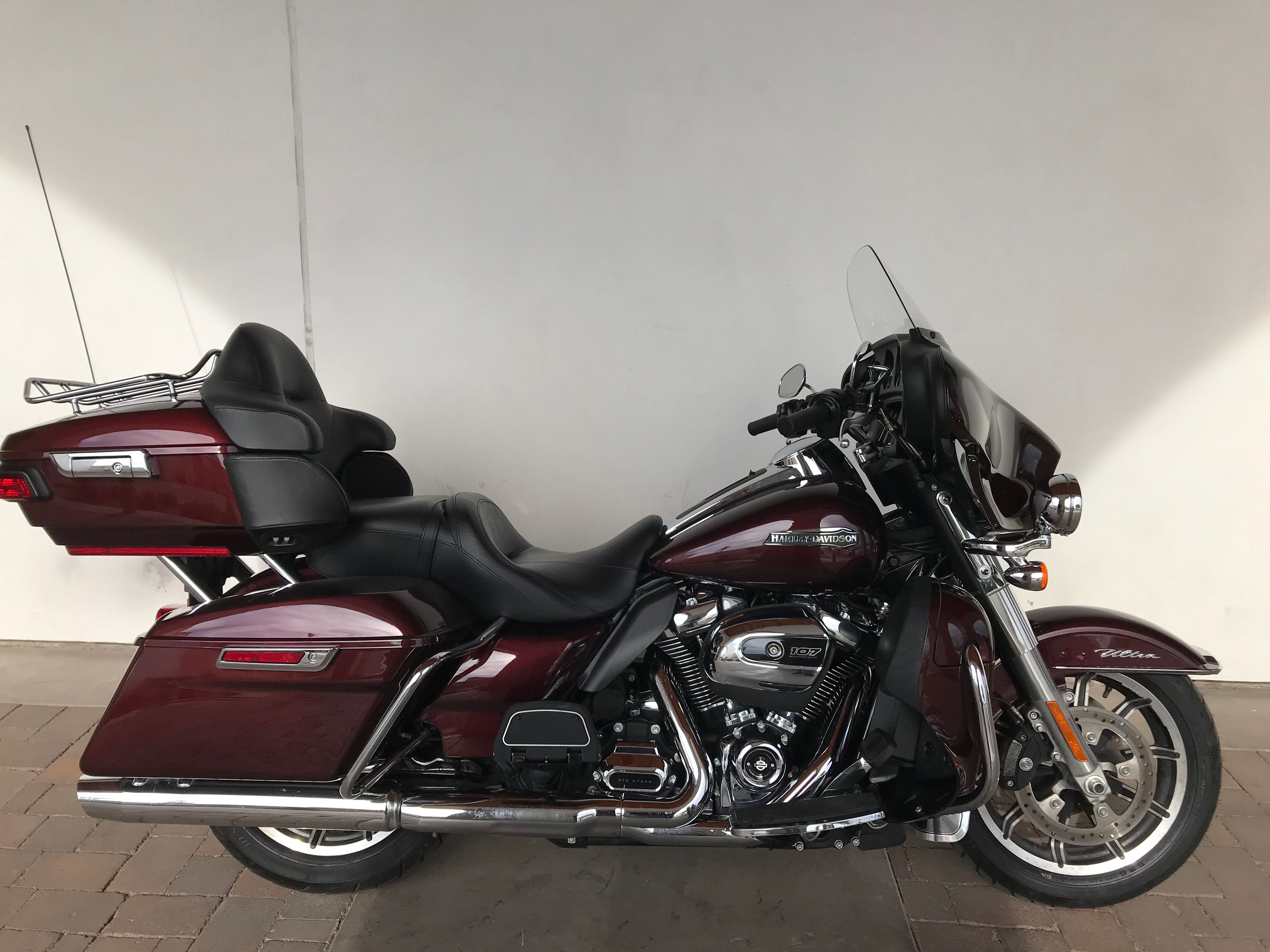 Pre-Owned 2019 Harley-Davidson Touring Electra Glide Ultra Classic FLHTCU