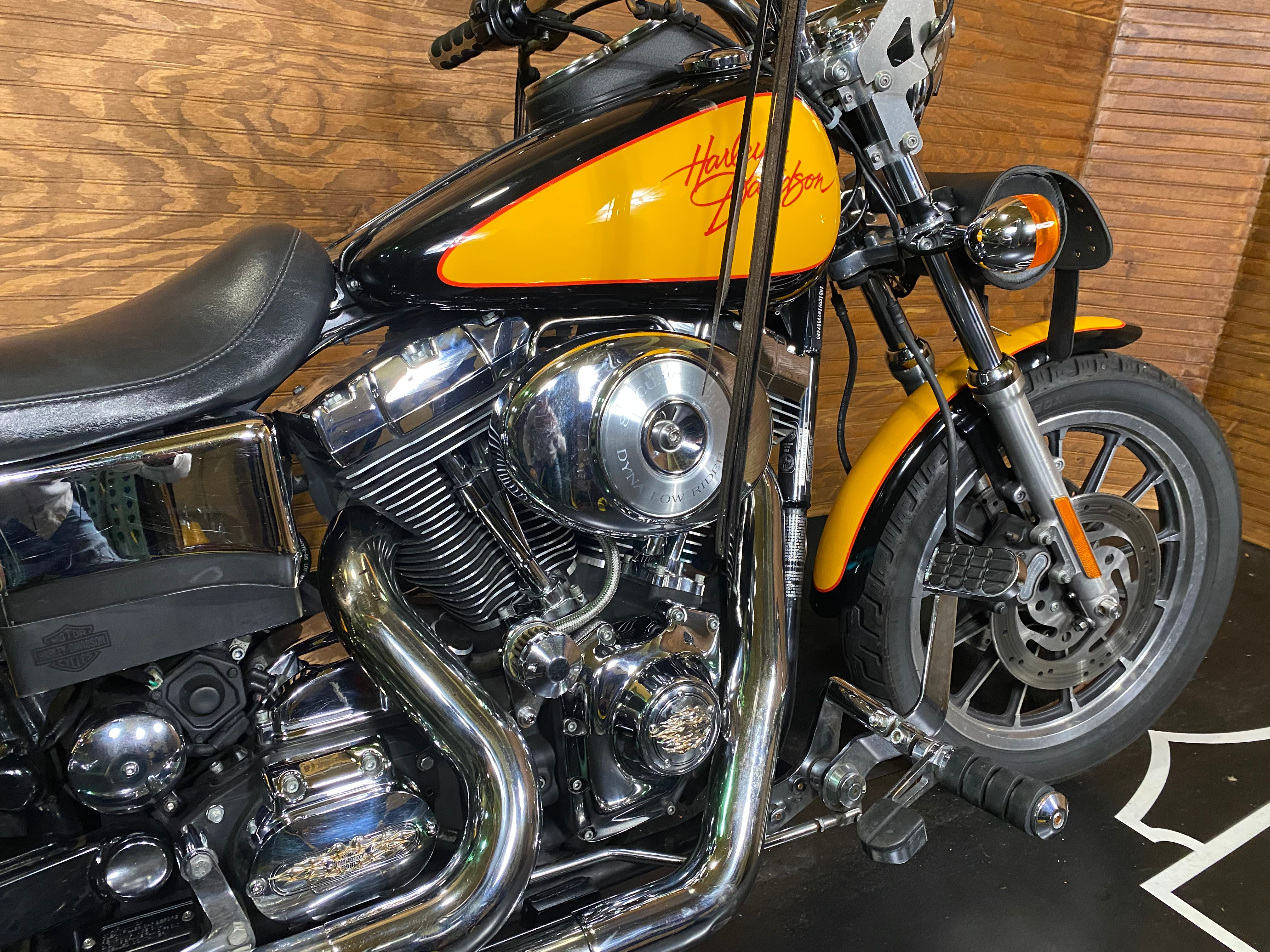 Pre-Owned 2000 Harley-Davidson Low Rider