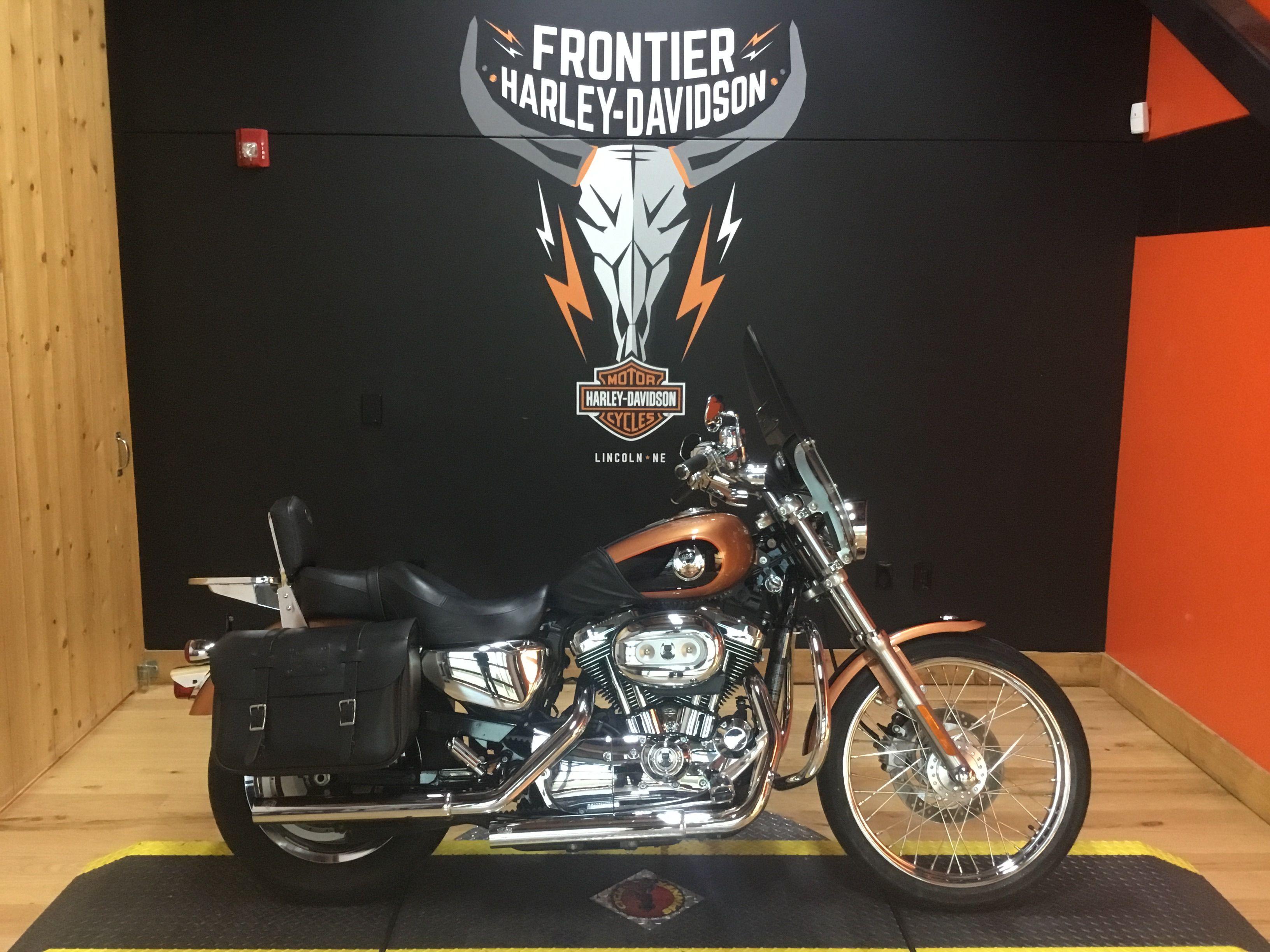2008 Harley-Davidson 1200 Custom