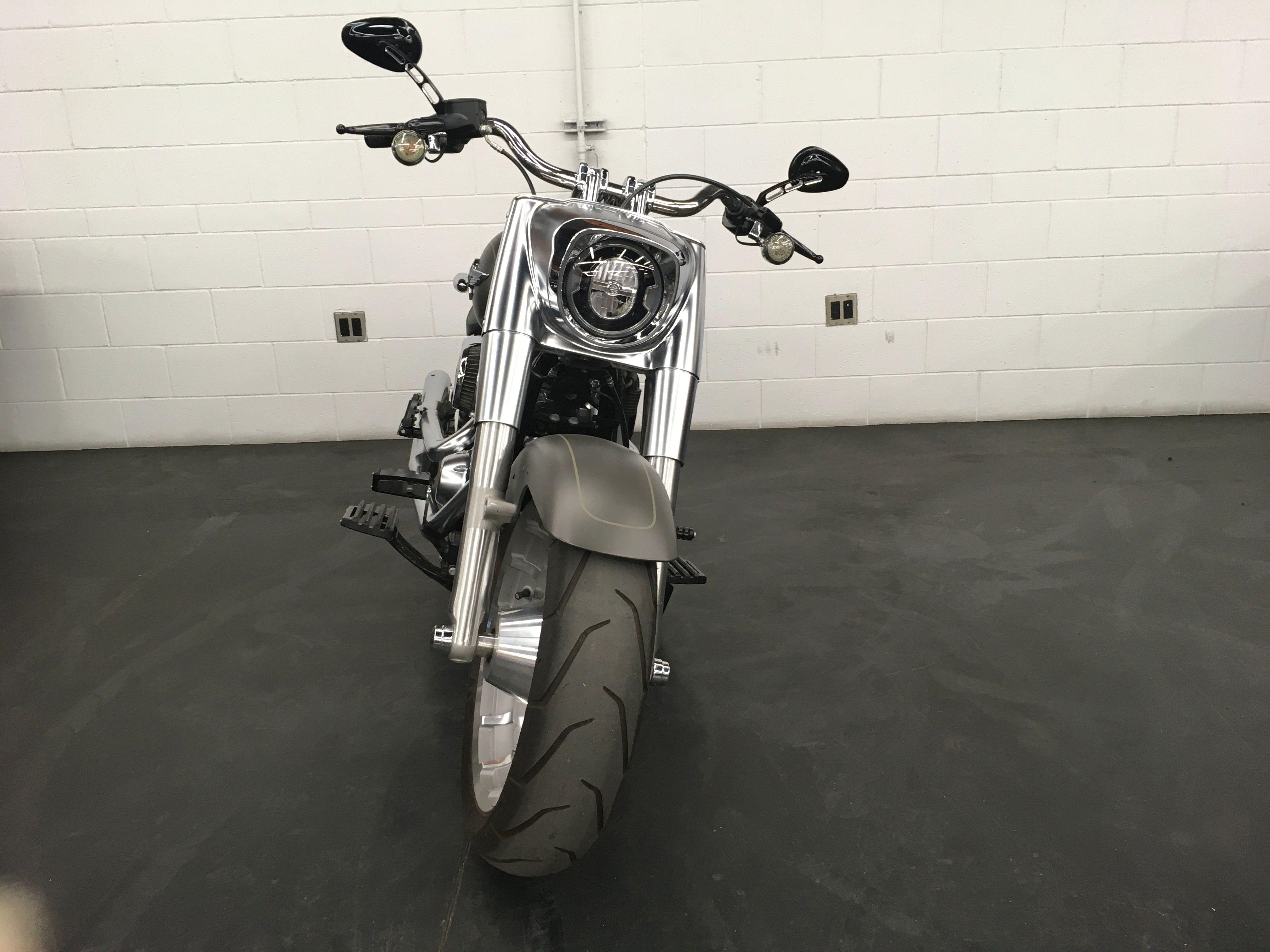 Pre-Owned 2019 Harley-Davidson Fat Boy 114