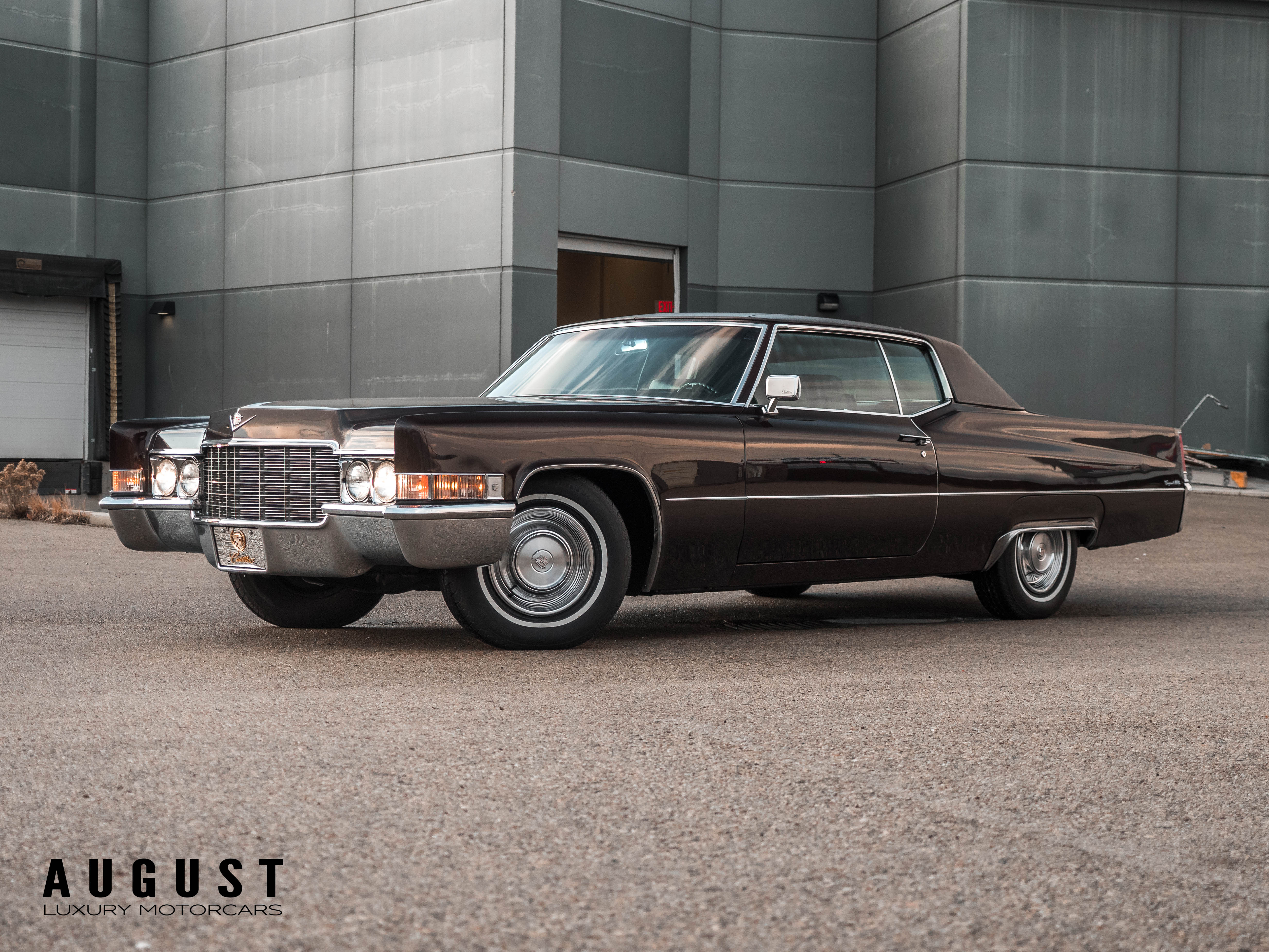 Pre-Owned 1969 Cadillac DeVille