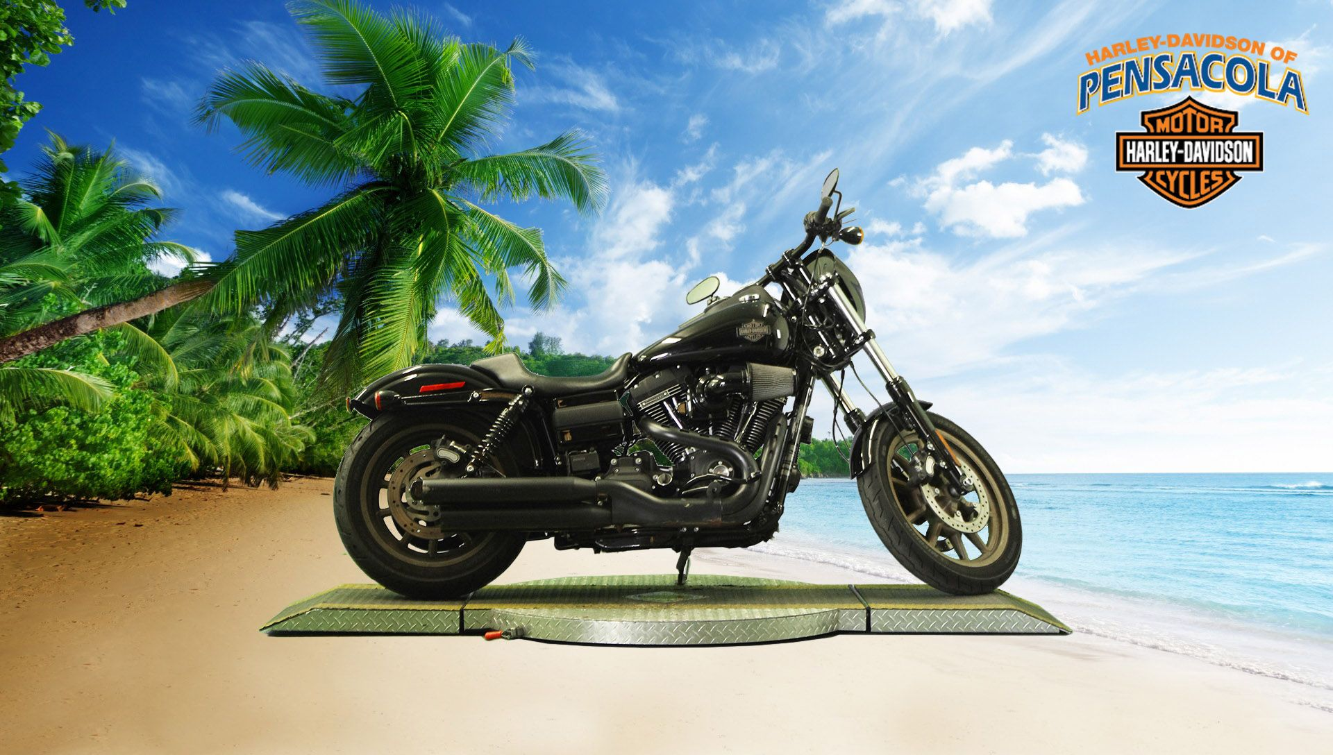 Pre-Owned 2017 Harley-Davidson Low Rider S FXDLS
