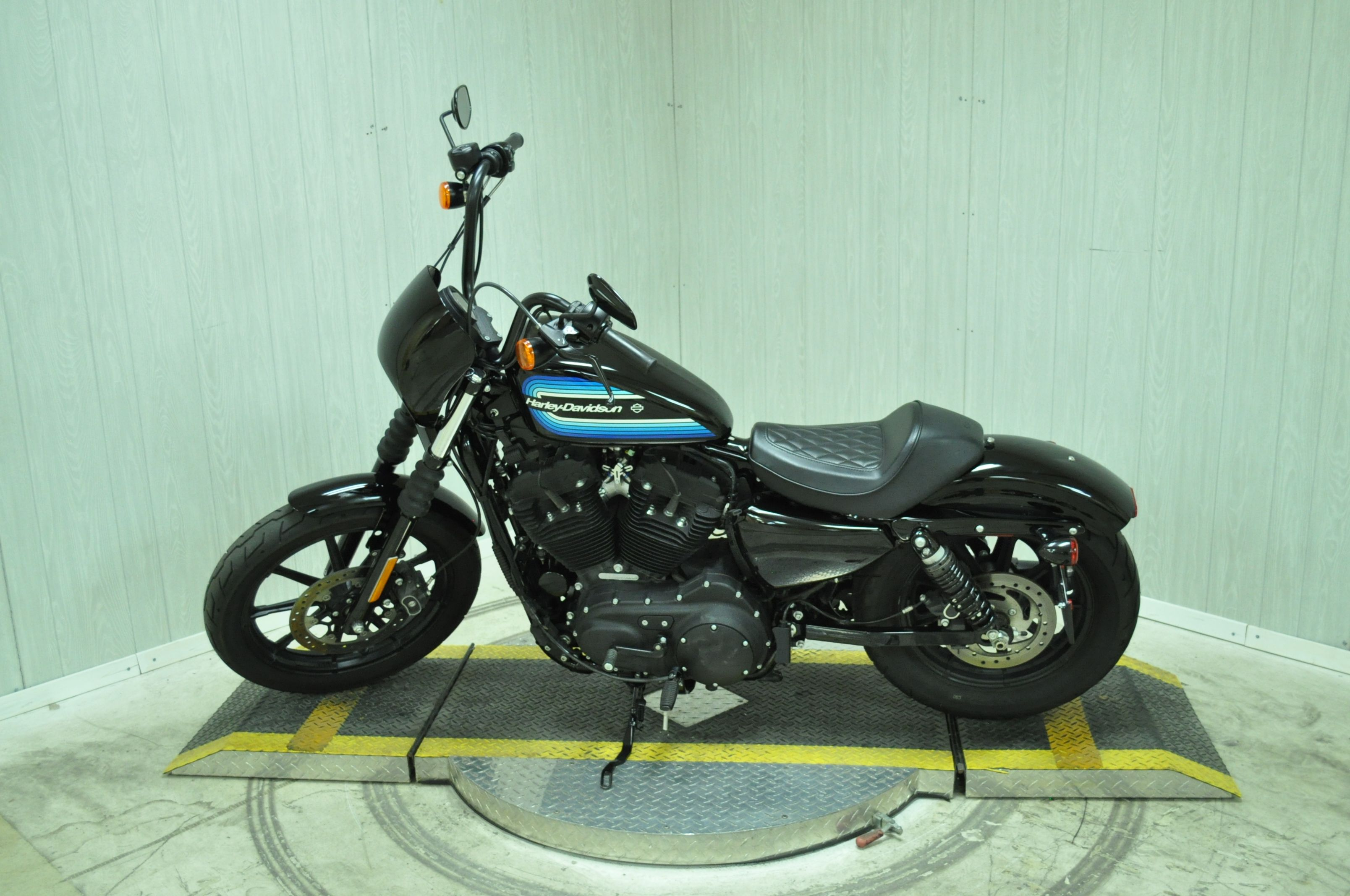 Pre-Owned 2019 Harley-Davidson Iron 1200 XL1200NS