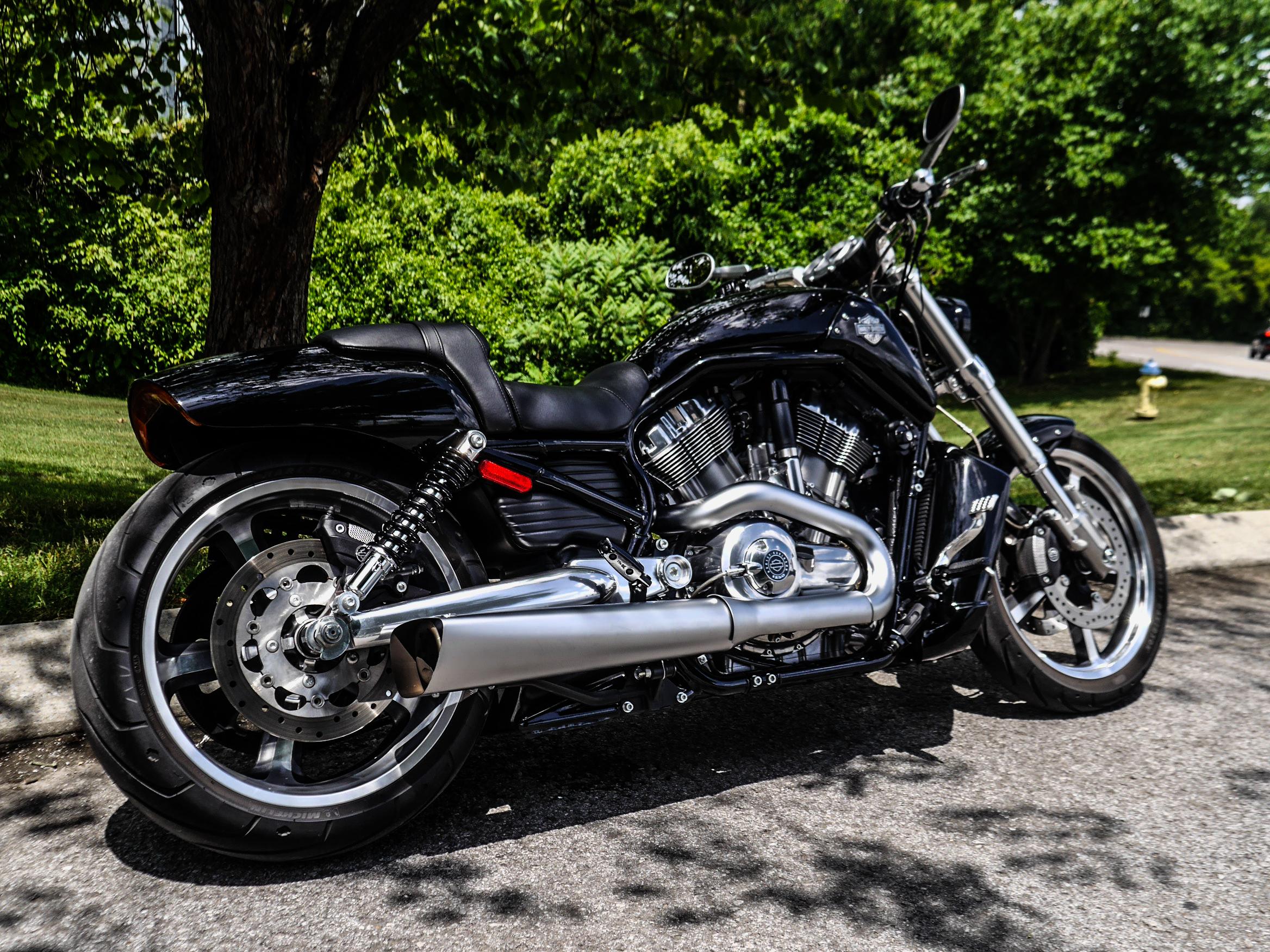 Pre-Owned 2015 Harley-Davidson V-Rod Muscle in Franklin # ...