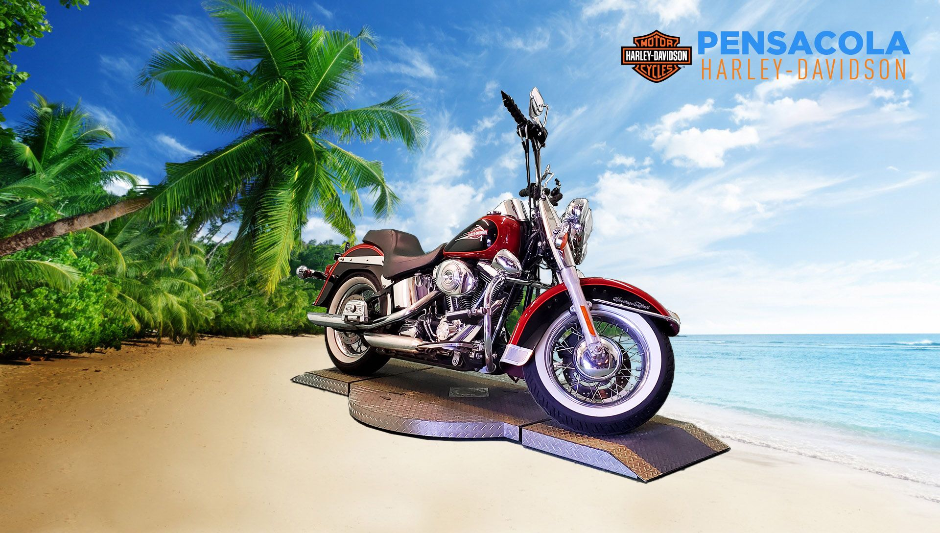 Pre-Owned 2006 Harley-Davidson Heritage Softail Classic FLSTC