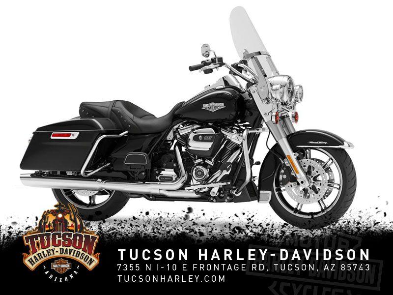 New 2020 Harley-Davidson Road King