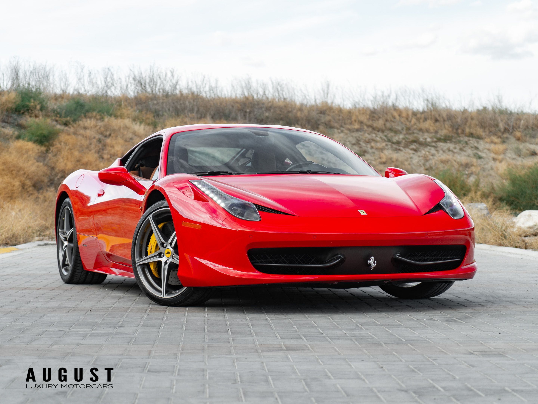 Pre-Owned 2014 Ferrari 458 Italia