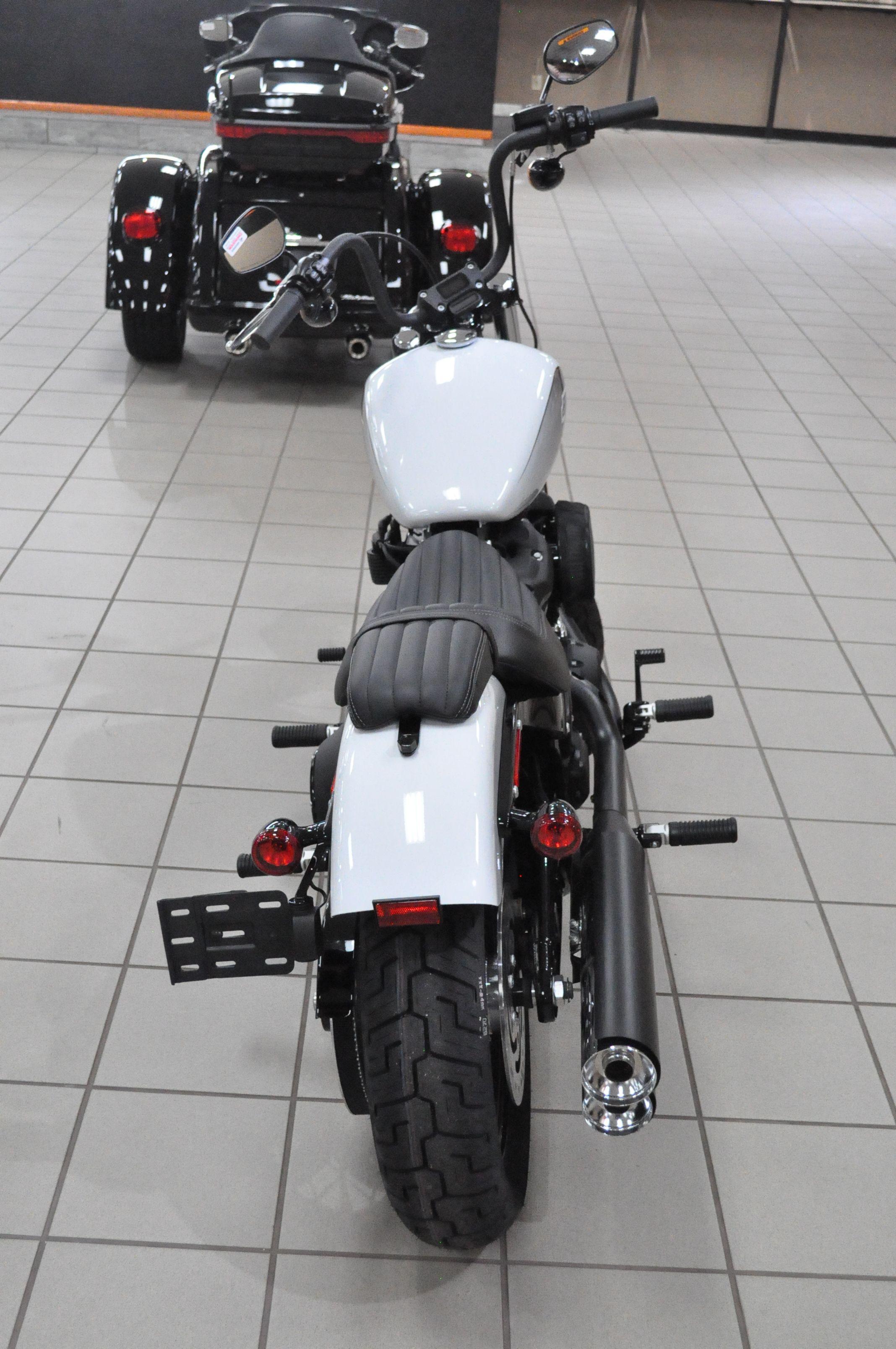 New 2021 Harley-Davidson Street Bob 114 FXBBS