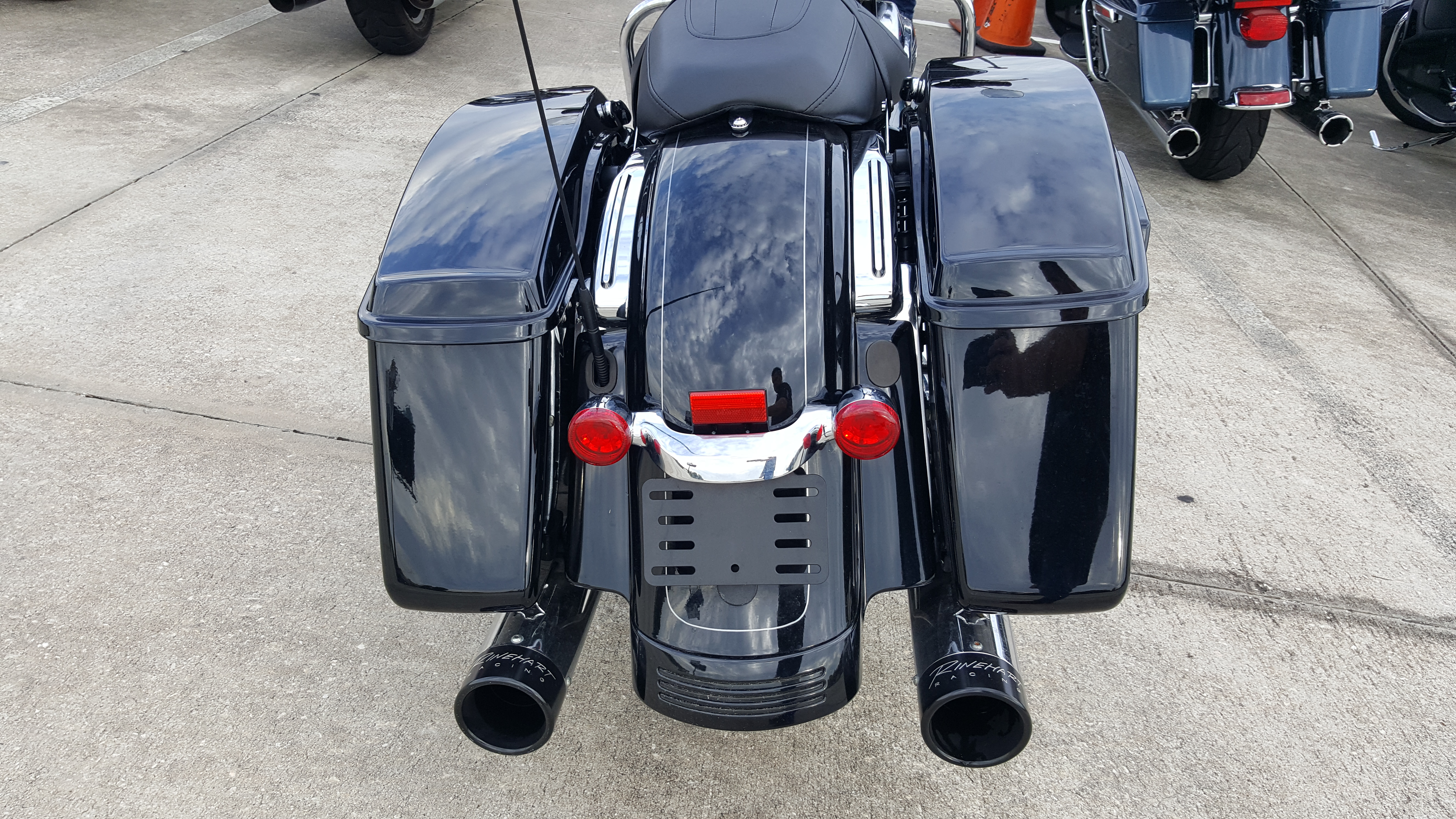 Pre-Owned 2015 Harley-Davidson Road Glide Special