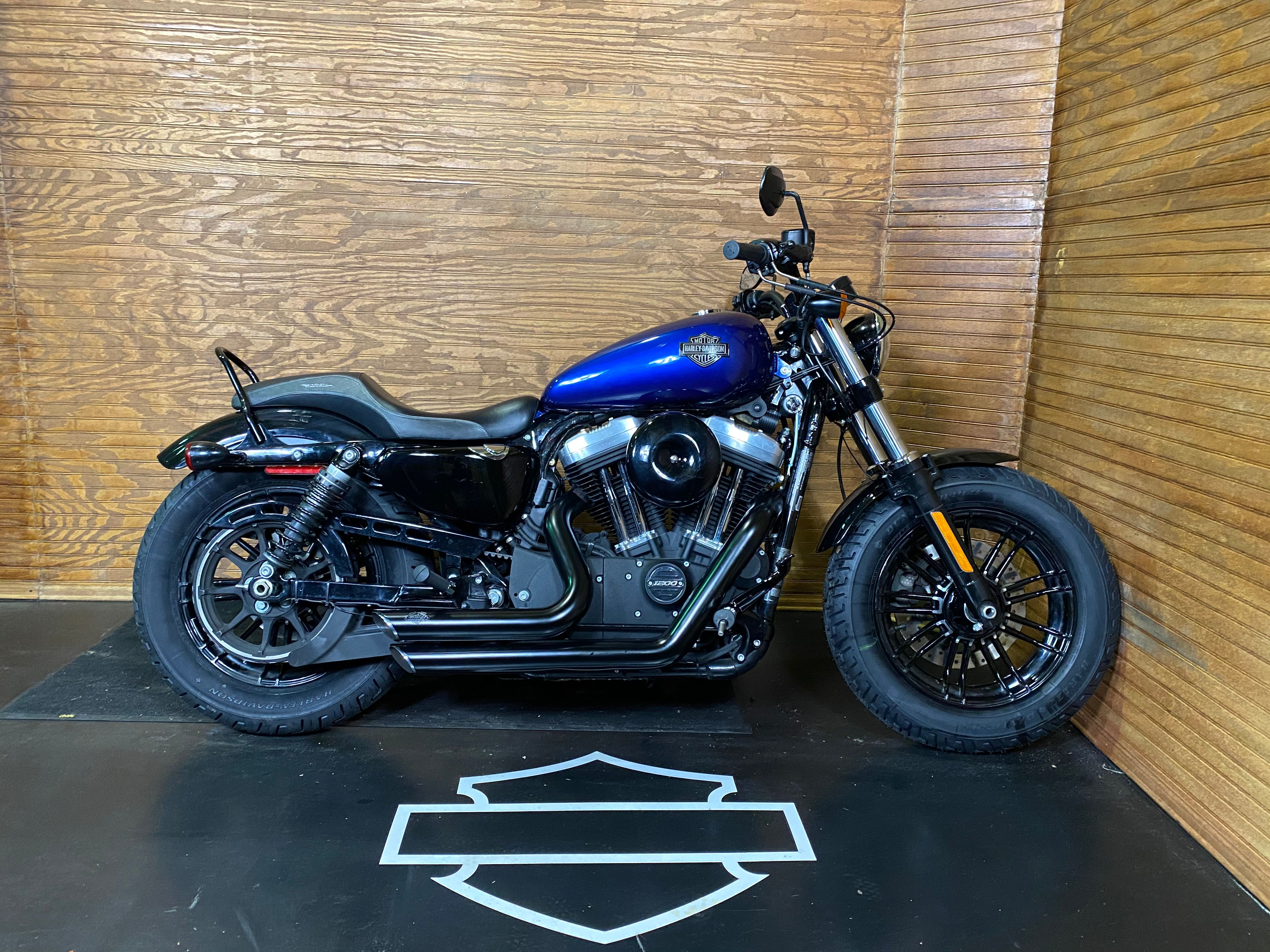 Pre Owned 2016 Harley Davidson Forty Eight In Bowling Green 449348 1 Harley Davidson Bowling Green