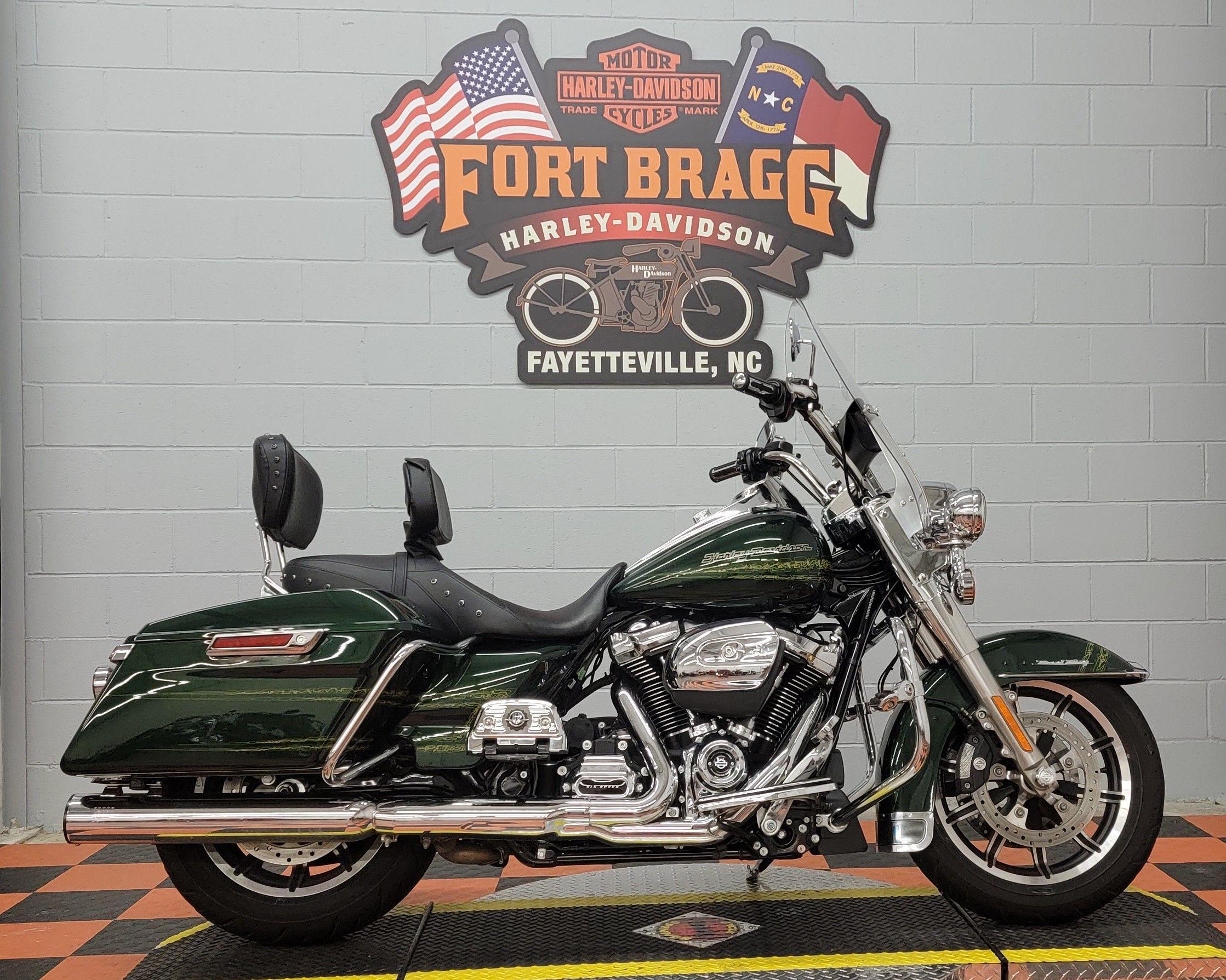 2019 Harley-Davidson Road King