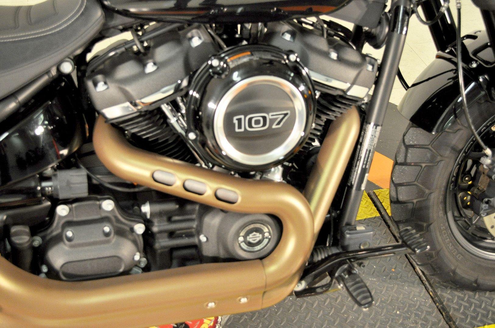Pre-Owned 2019 Harley-Davidson Fat Bob
