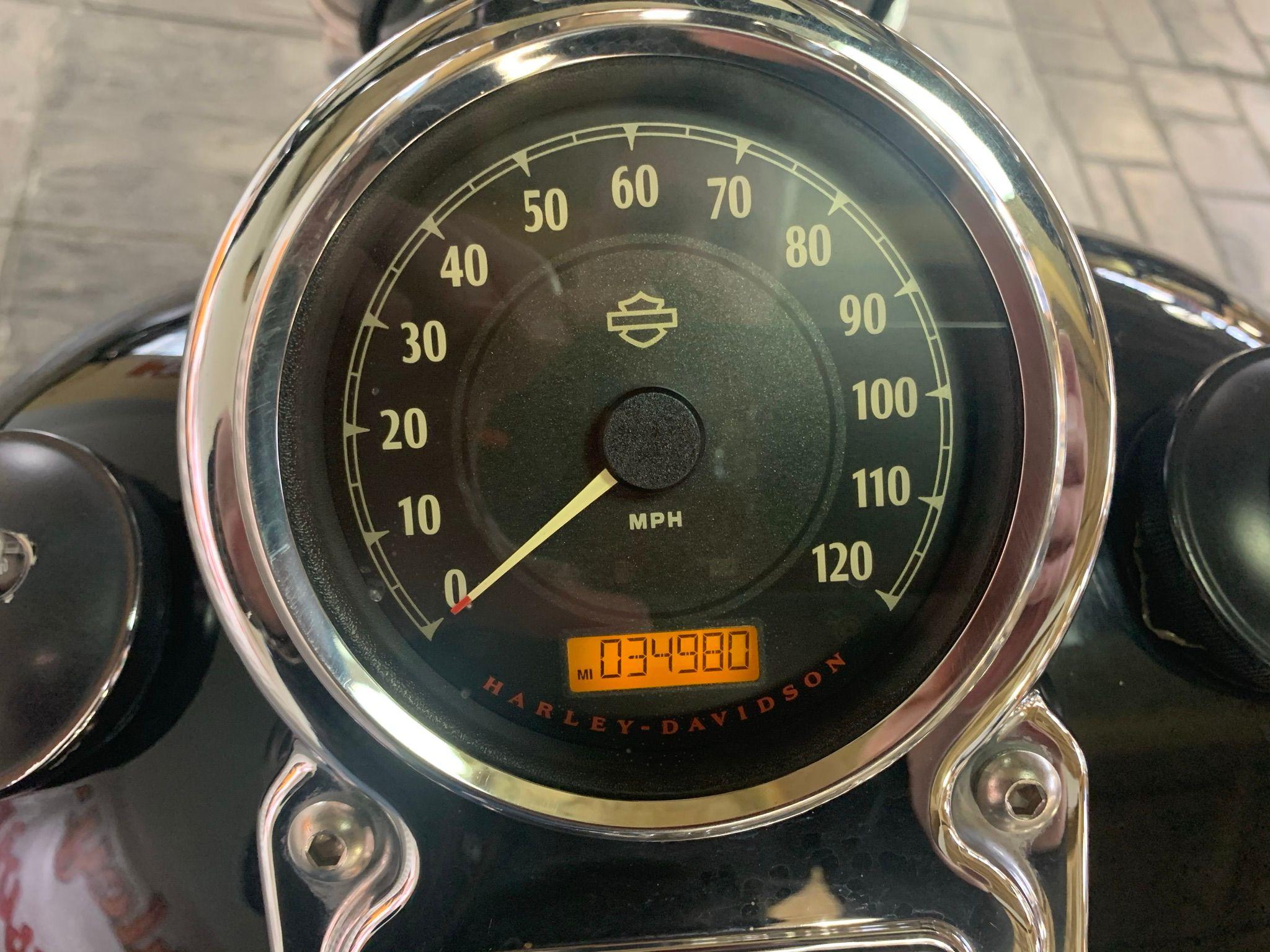 Pre-Owned 2013 Harley-Davidson Super Glide Custom