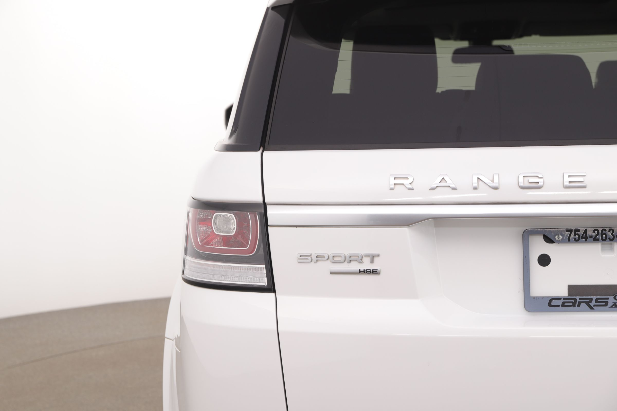 Pre-Owned 2016 Land Rover Range Rover Sport HSE AWD 4dr SUV