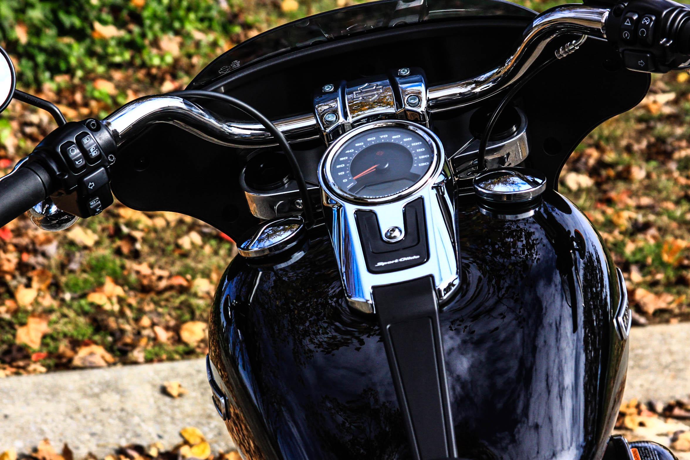New 2019 Harley-Davidson Sport Glide