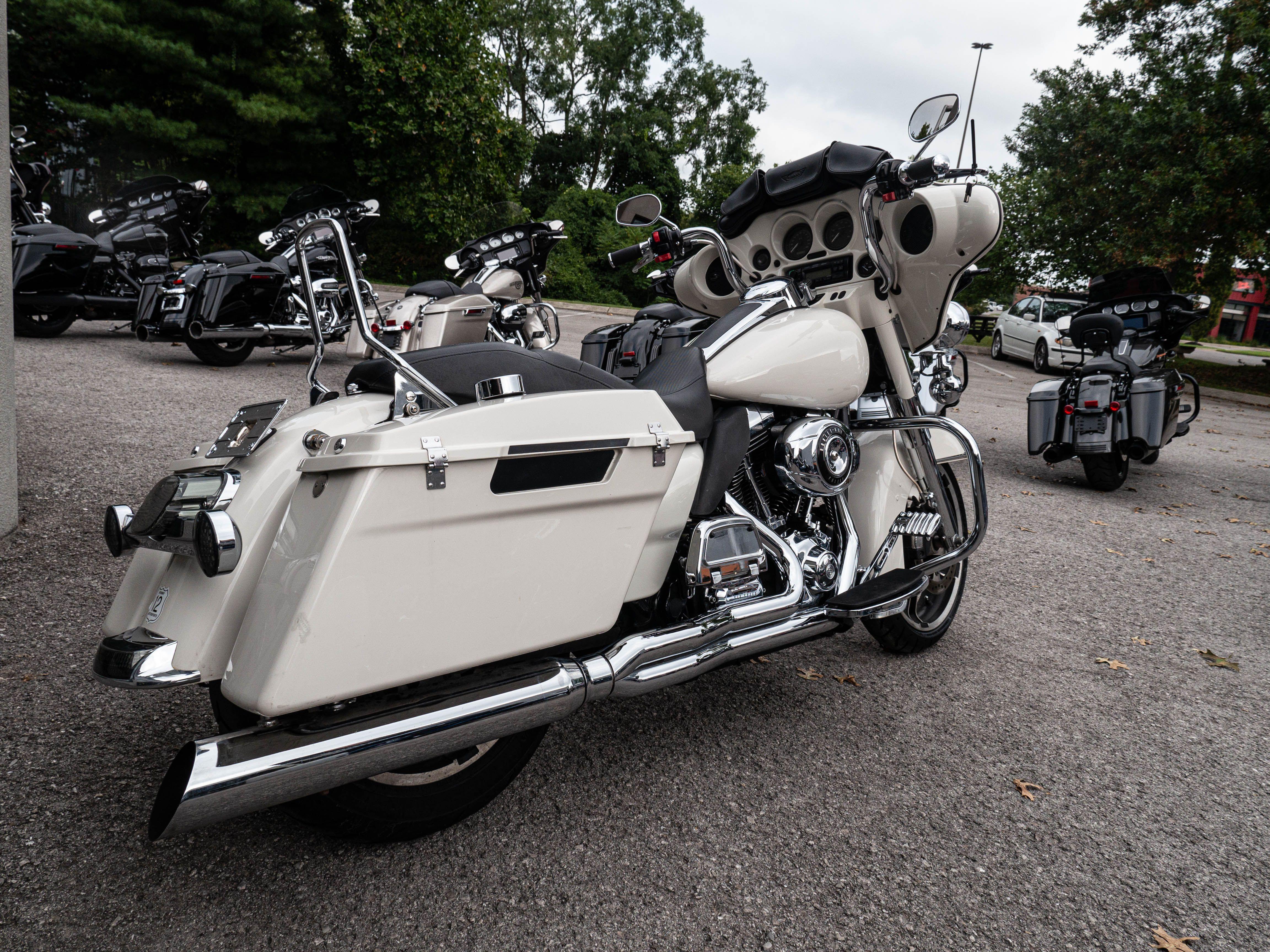 Pre-Owned 2012 Harley-Davidson Electra Glide Police