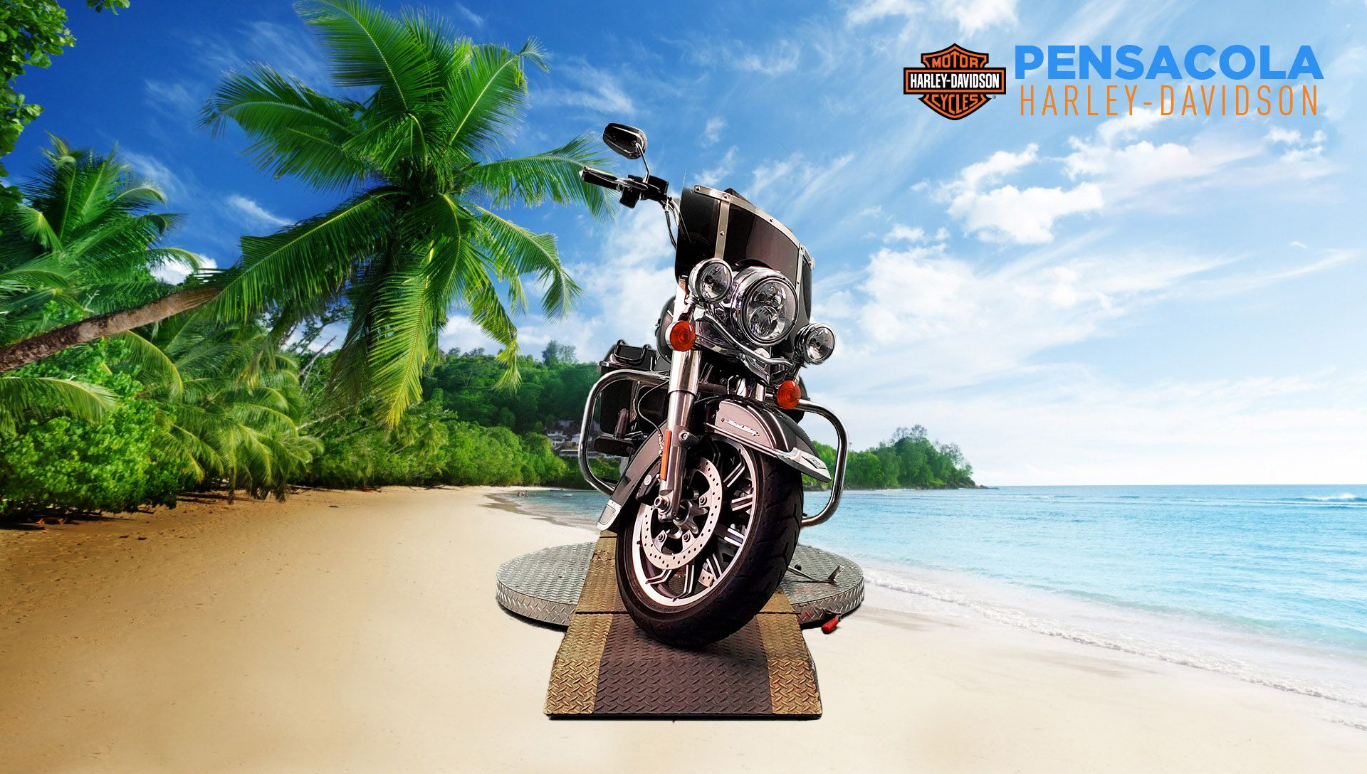 Pre-Owned 2019 Harley-Davidson Road King FLHR