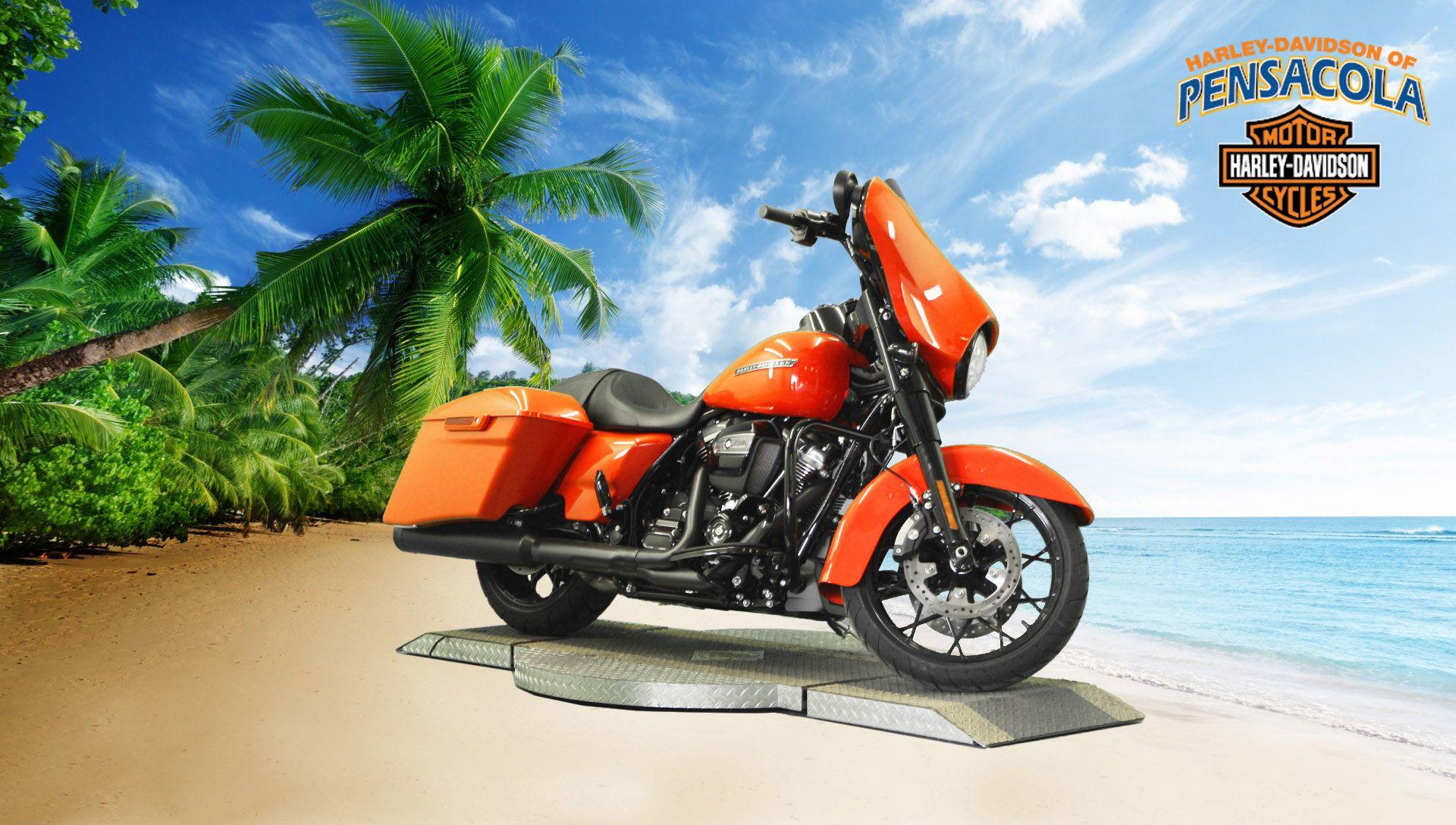 Pre-Owned 2020 Harley-Davidson Street Glide Special FLHXS