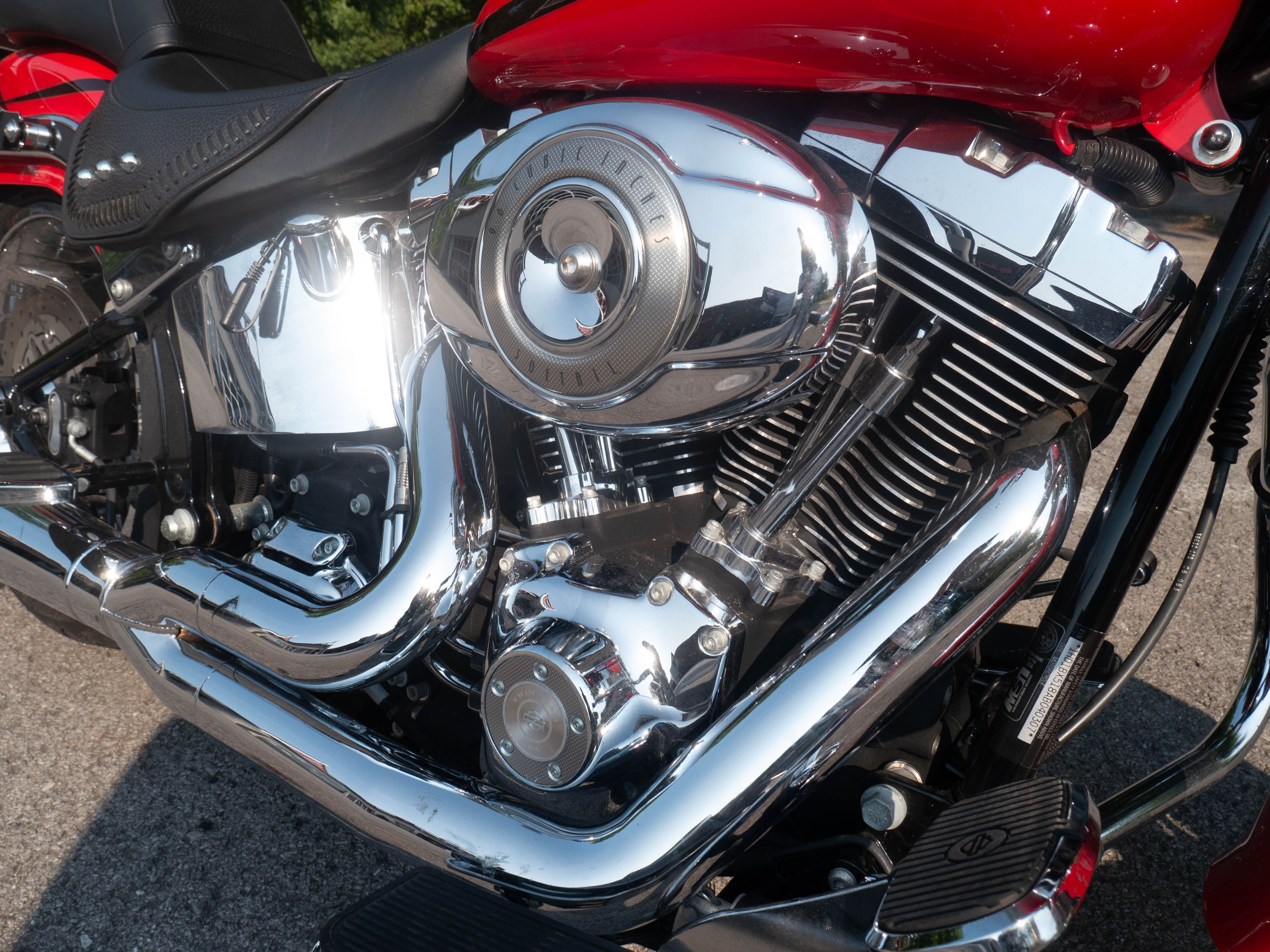 Pre-Owned 2010 Harley-Davidson Fat Boy
