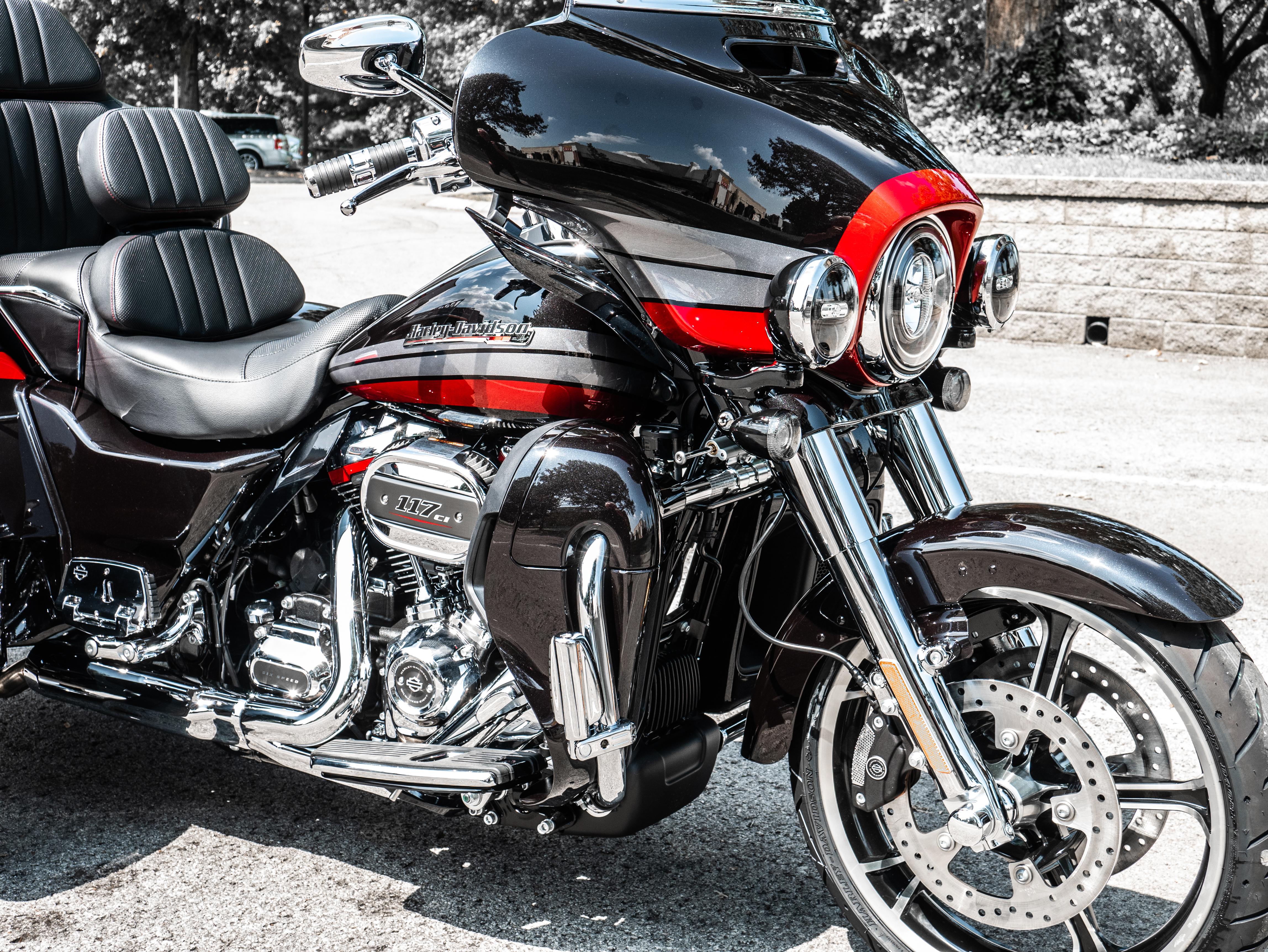 New 2020 Harley-Davidson CVO Tri Glide